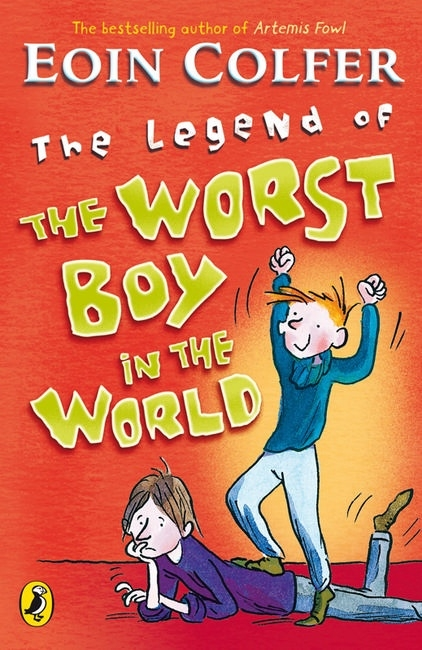 Book Cover: The Legend of the Worst Boy in the World