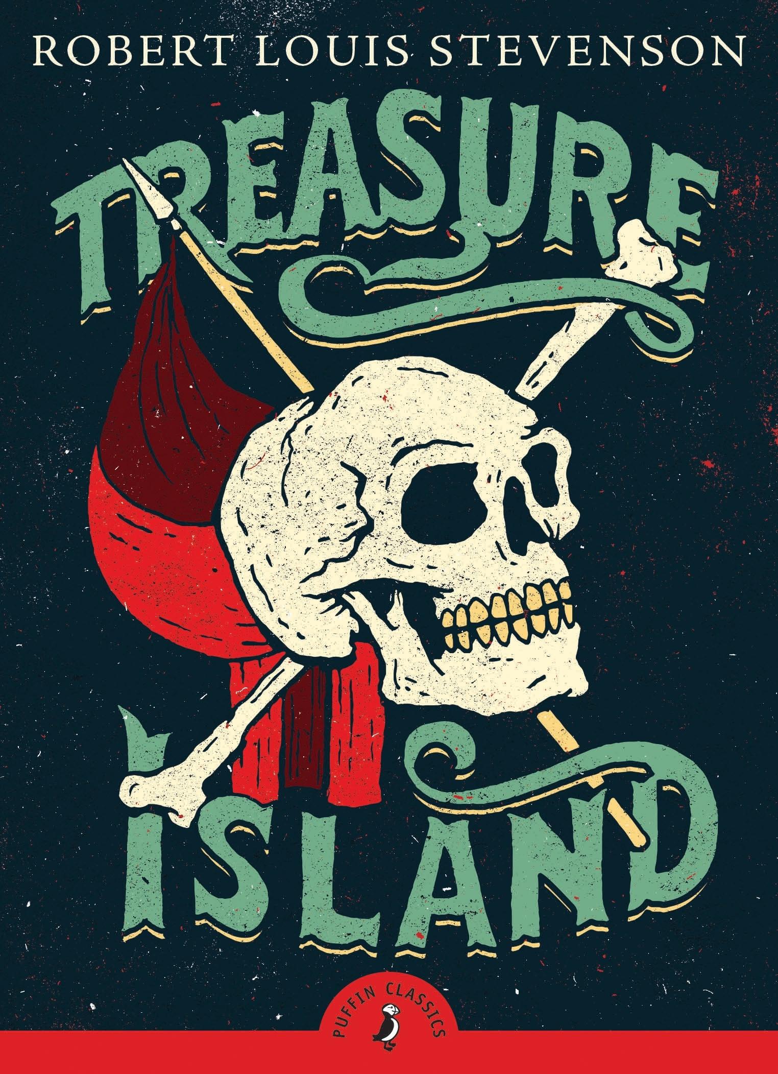 Treasure Island Cover Puffin