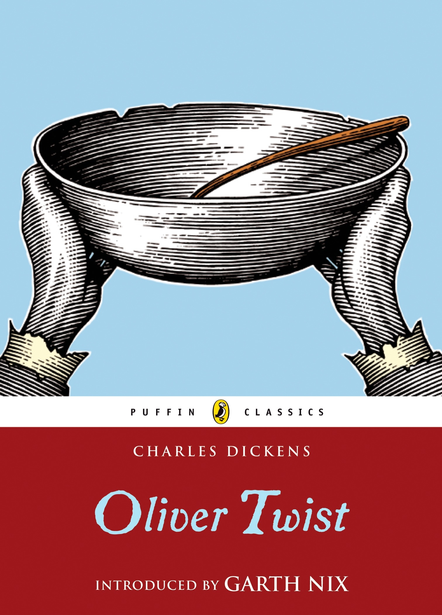 Book Cover:  Oliver Twist