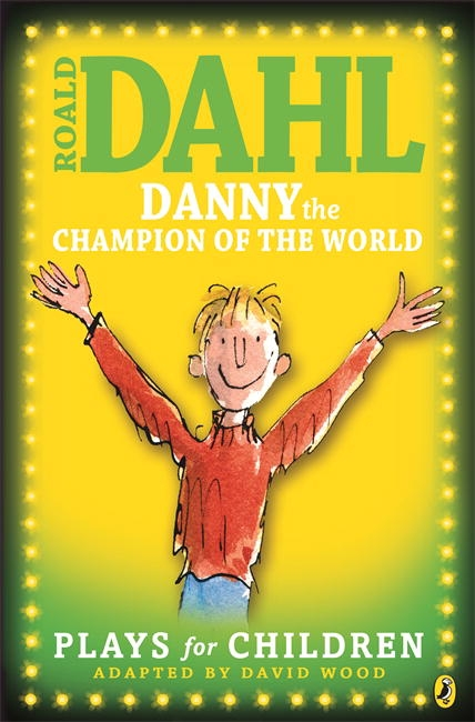 danny the champion of the world كتاب
