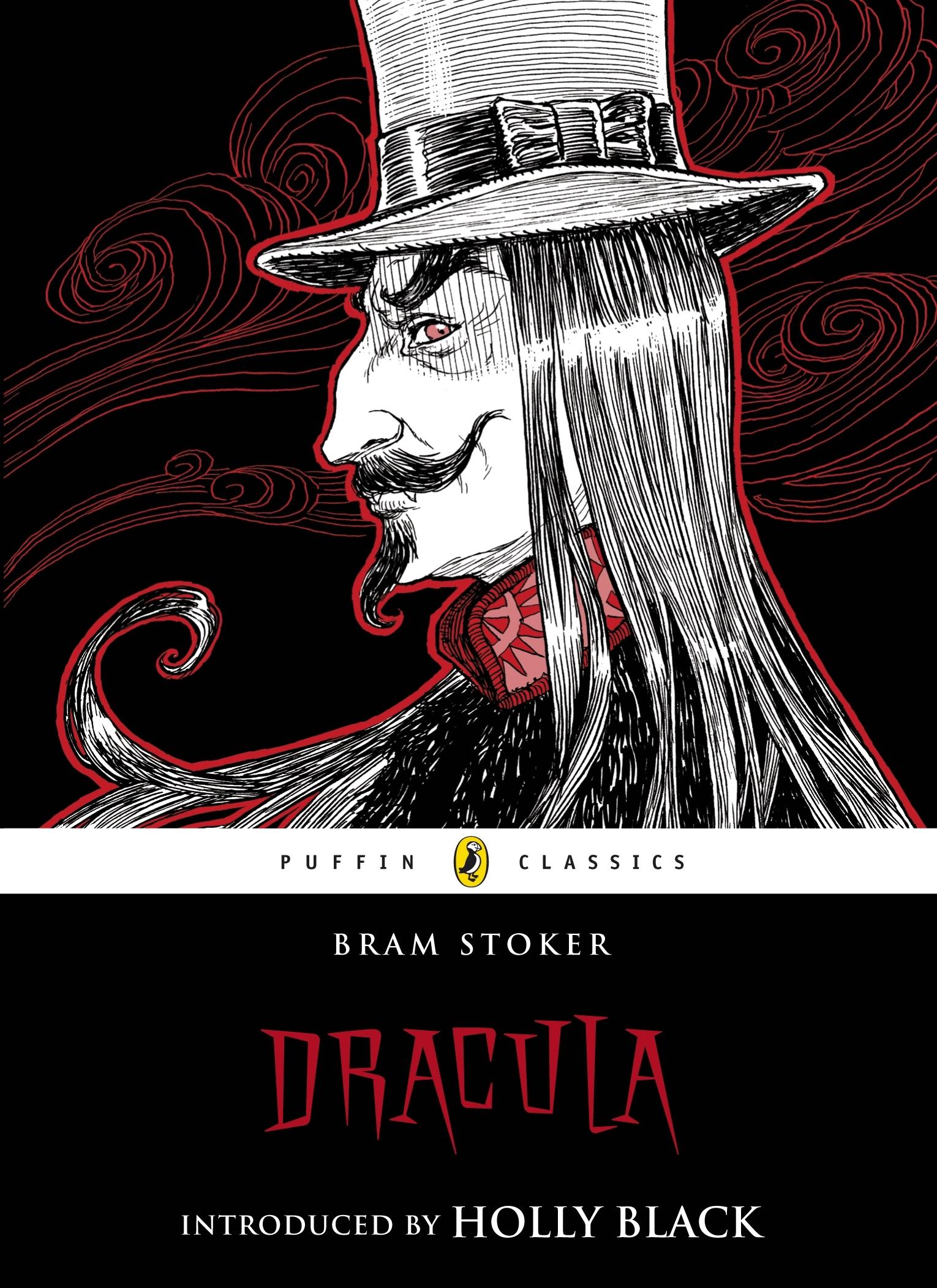 Book Cover Black Fusion : Dracula penguin books australia