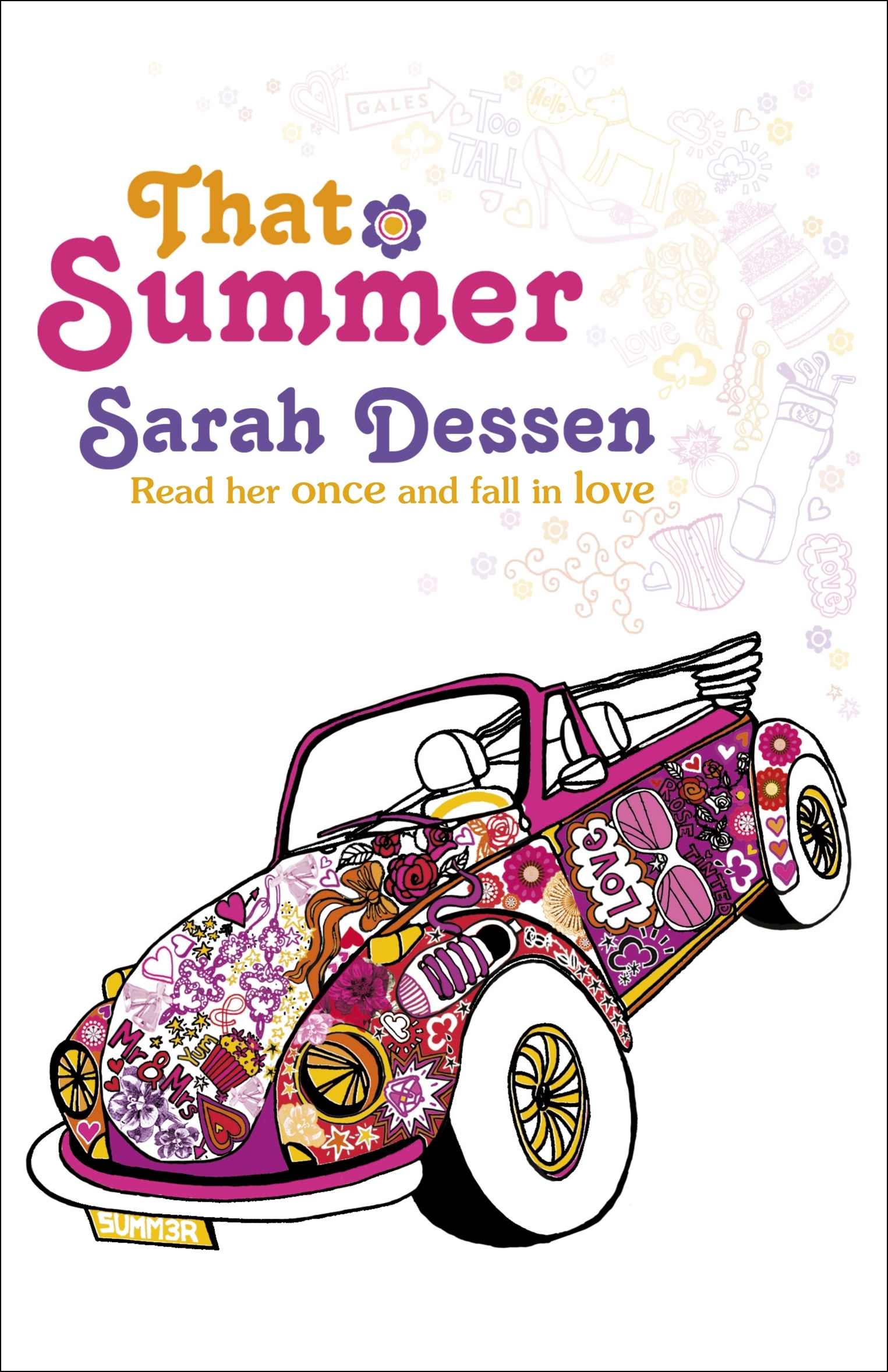 that summer sarah dessen Story plot and conflict evaluation and themes so, it is the summer of weddings and 15 year old haven is fed up with her life and the decisions that people around her make.