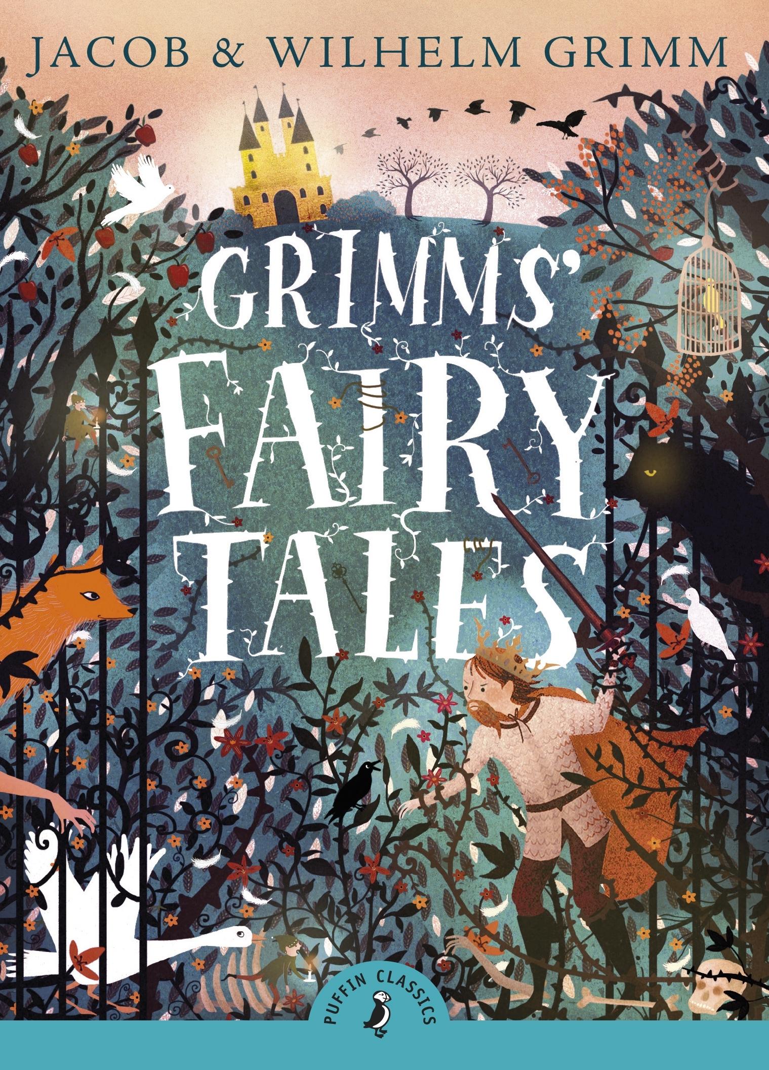 Capa do livro: Contos Grimm 'Fairy