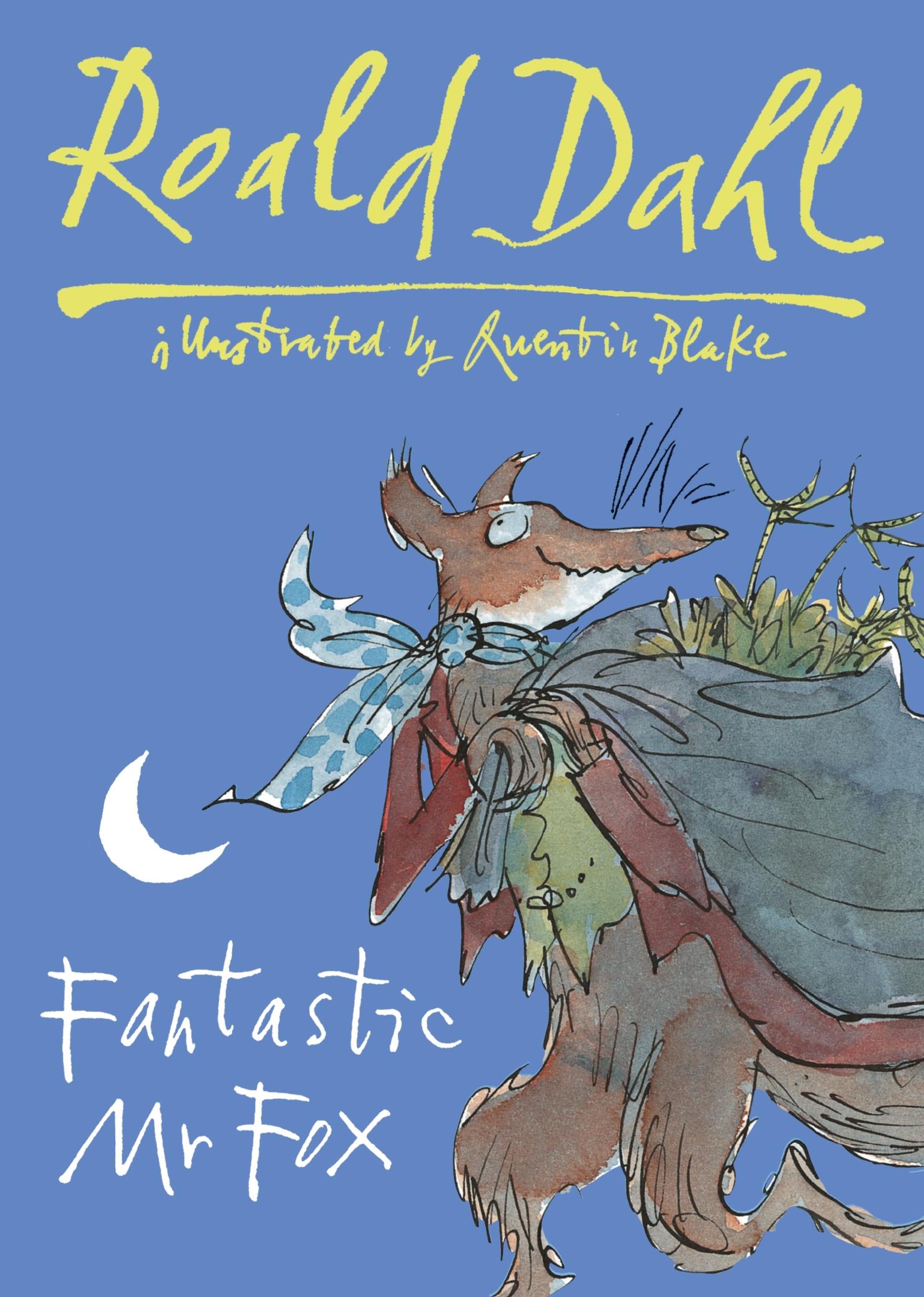fantastic mr fox book report