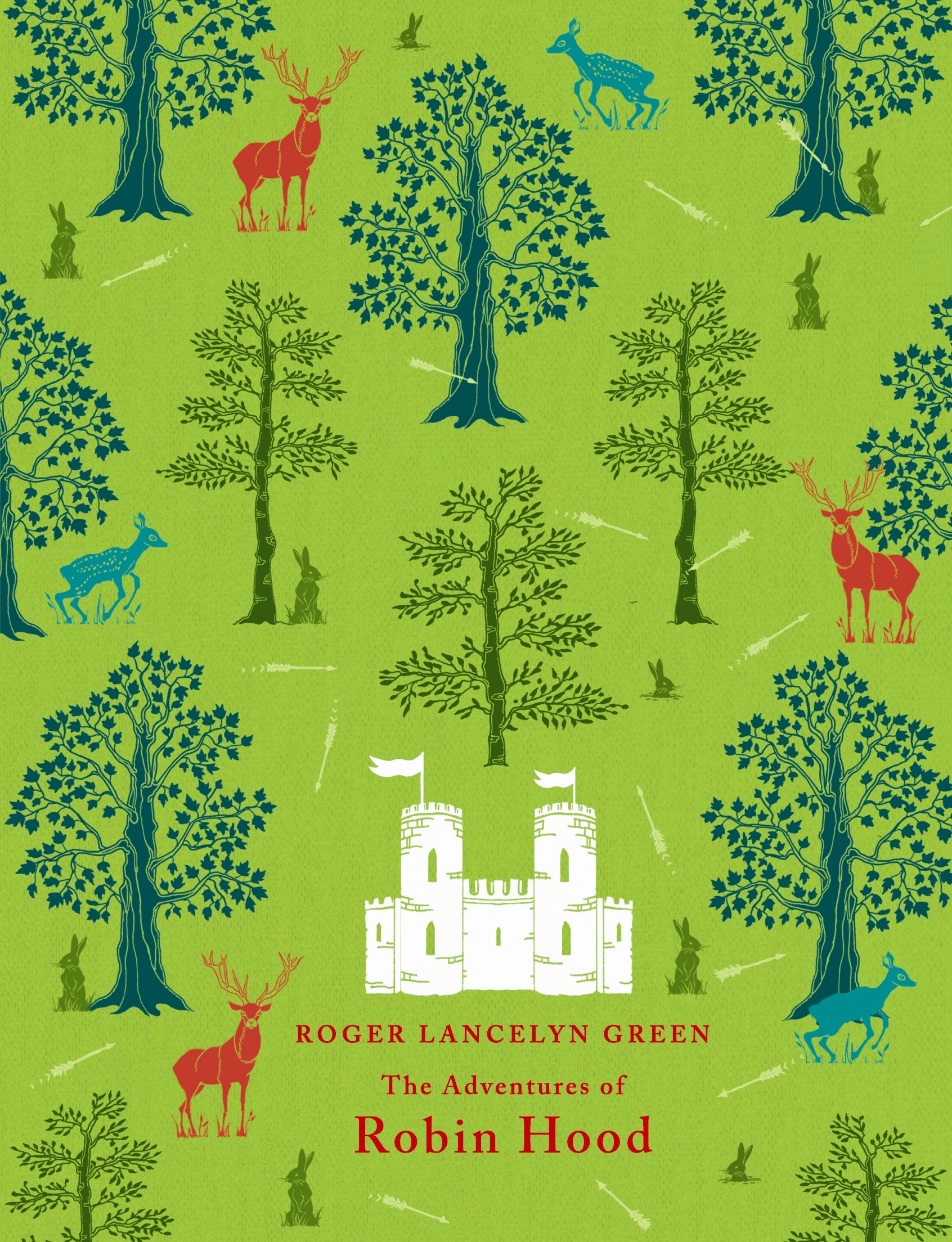 Book Cover: The Adventures of Robin Hood Clothbound Classic