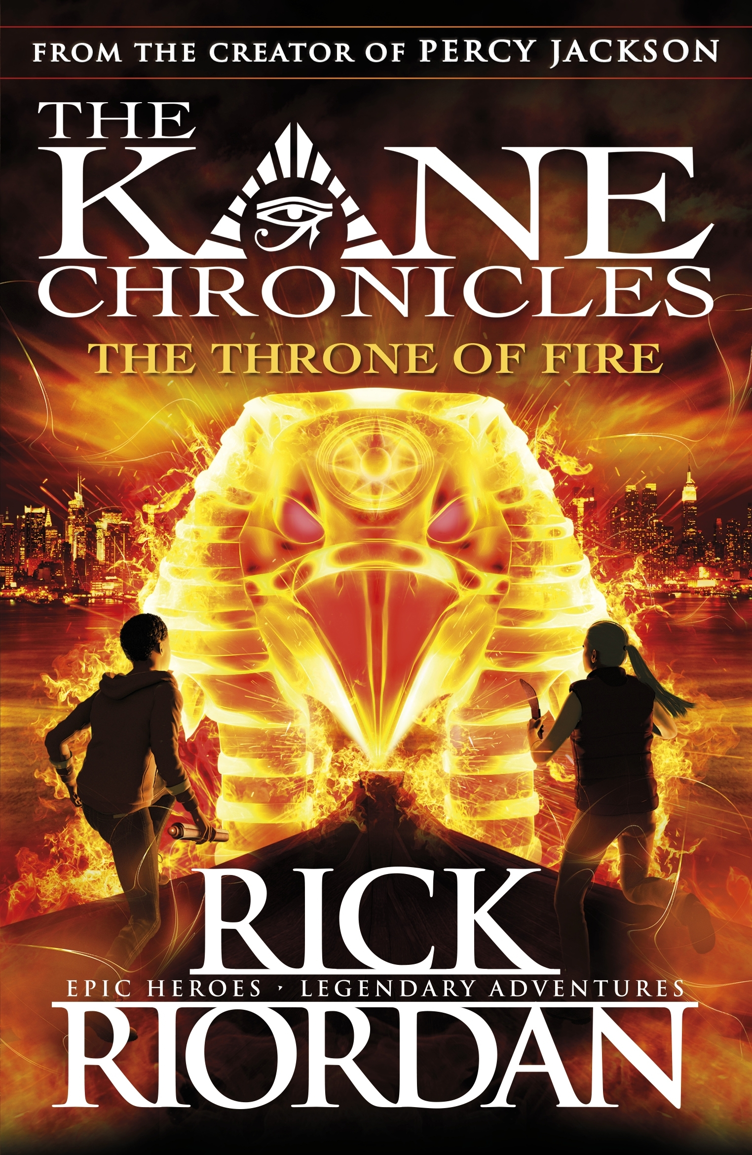 throne of fire book pdf