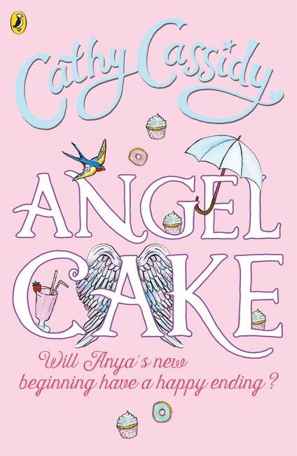 Cassidy Cathy Angel Cake
