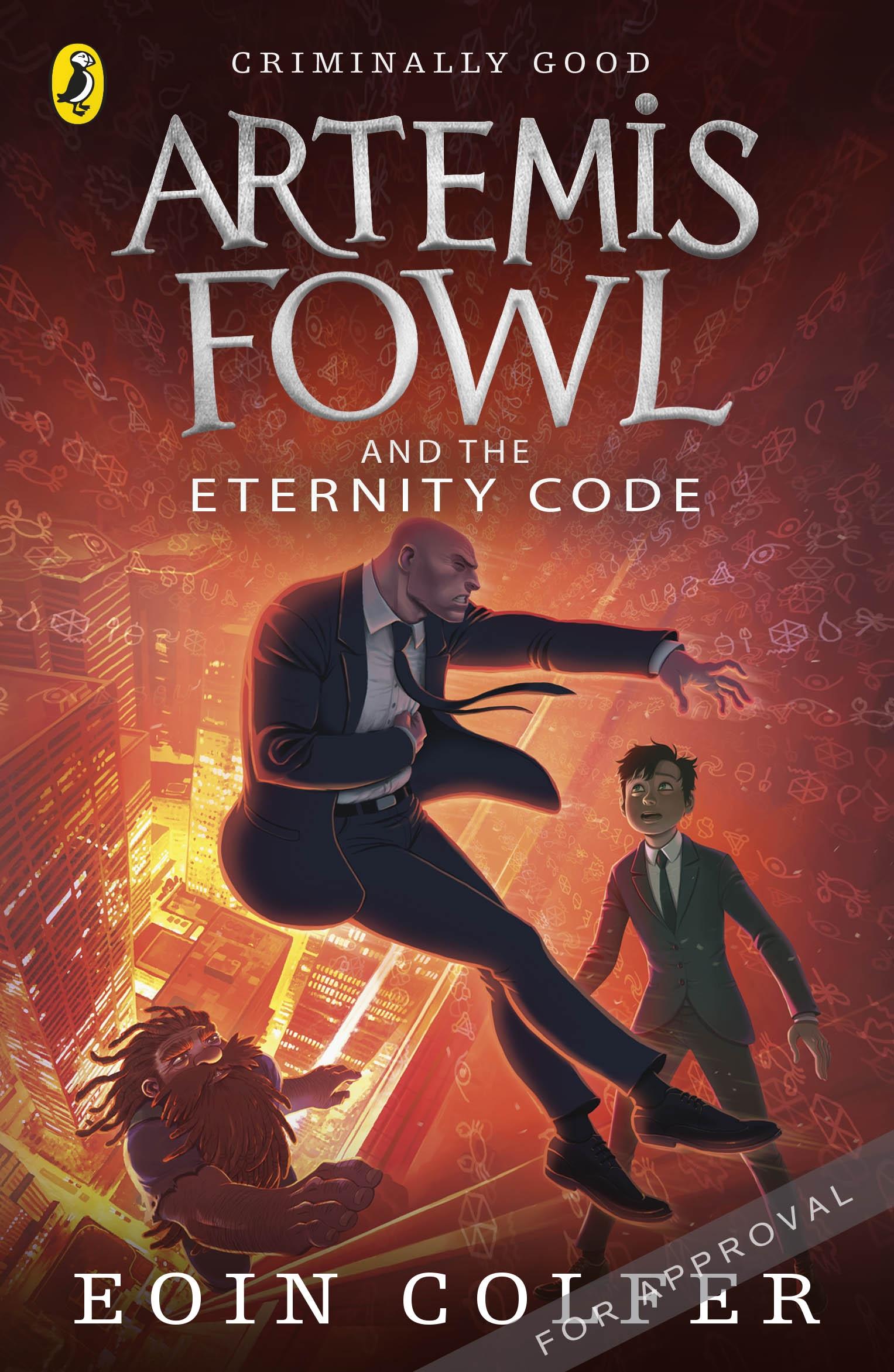 artemis fowl eternity code graphic novel pdf free