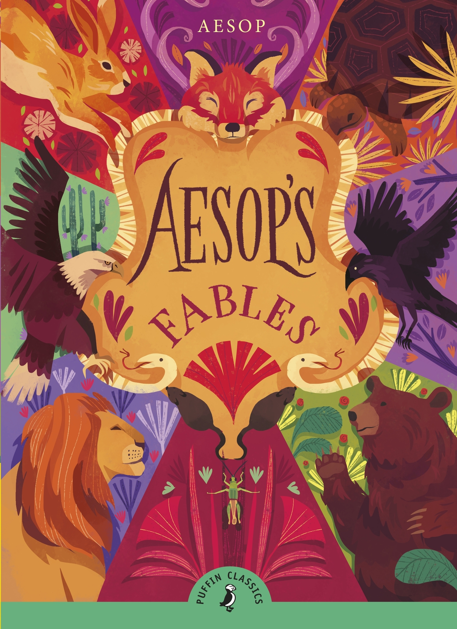 aesop fables wolf