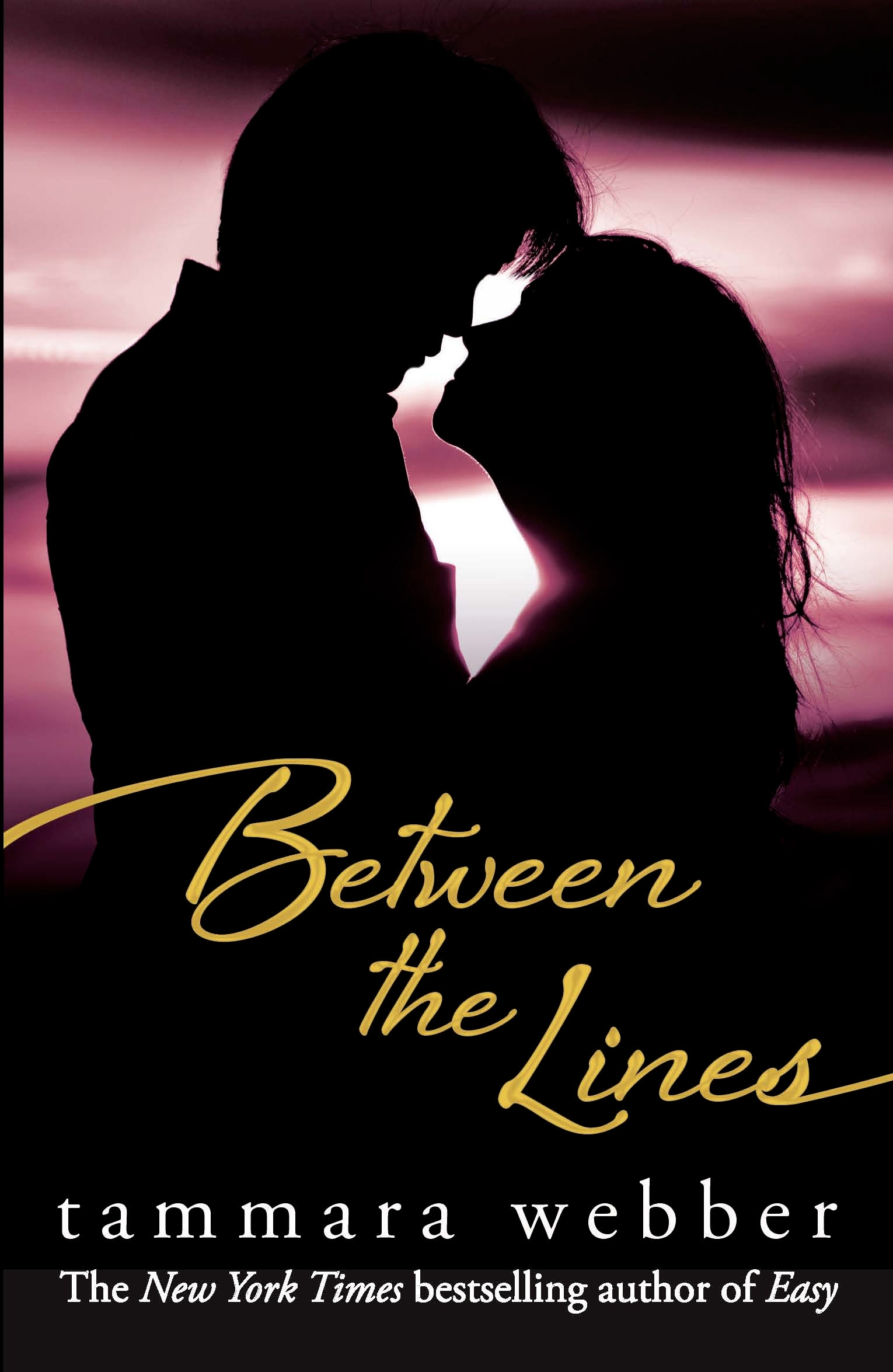 Book Cover:  Between the Lines