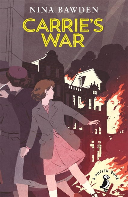 Penguin Book Cover Carrie S War ~ Carrie s war penguin books new zealand
