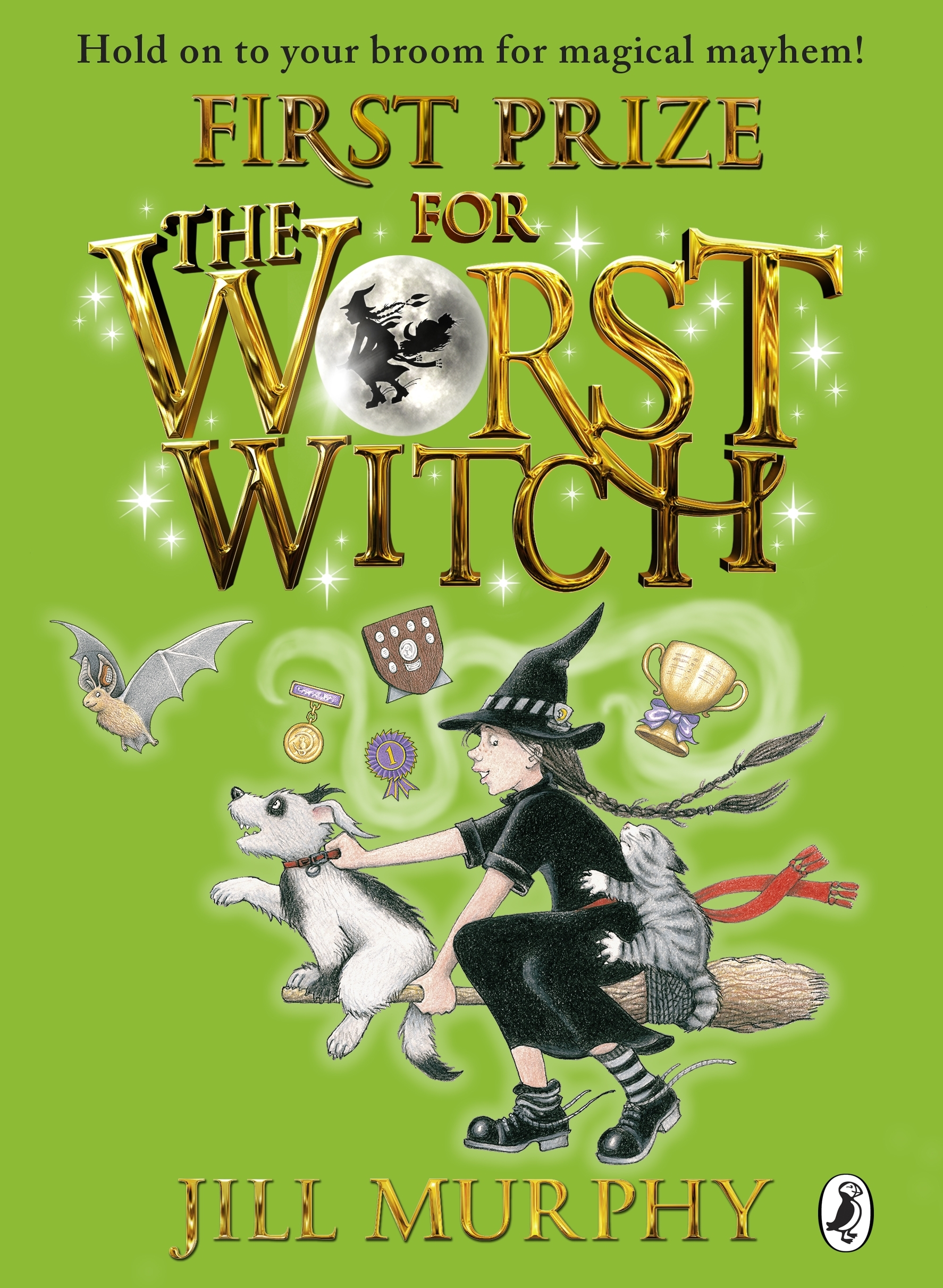 Picture of First Prize for the Worst Witch