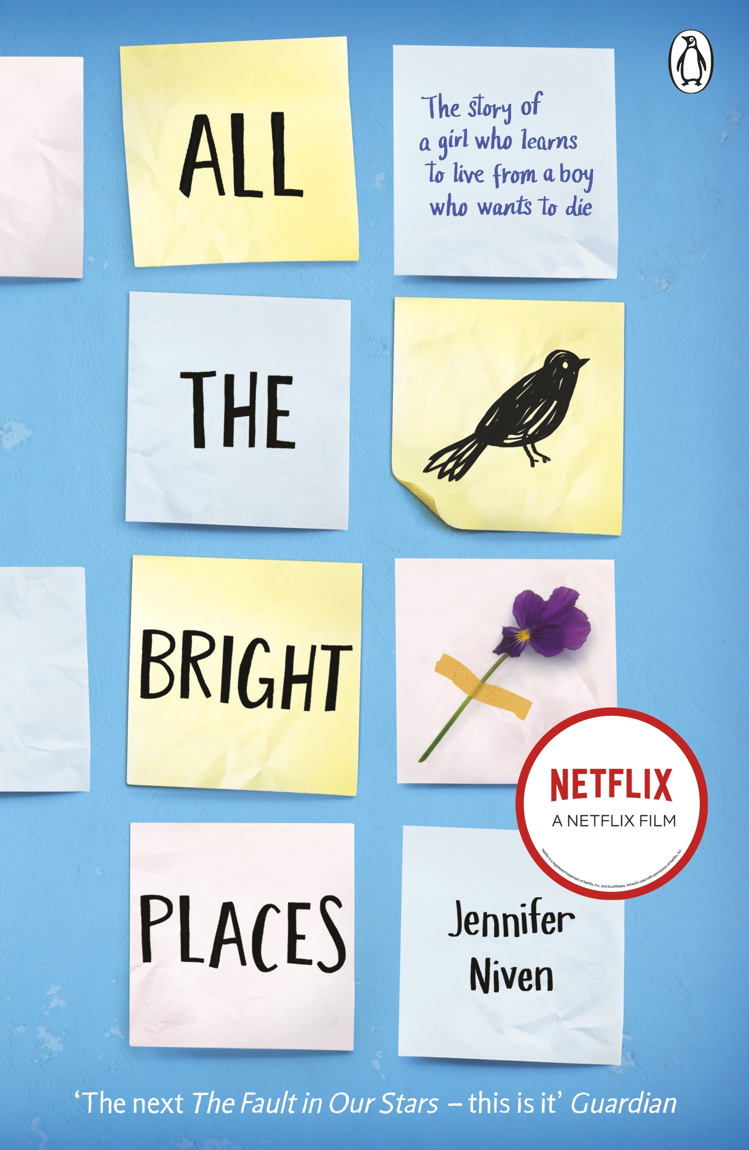 [Rezension] All the Bright Places - Jennifer Niven