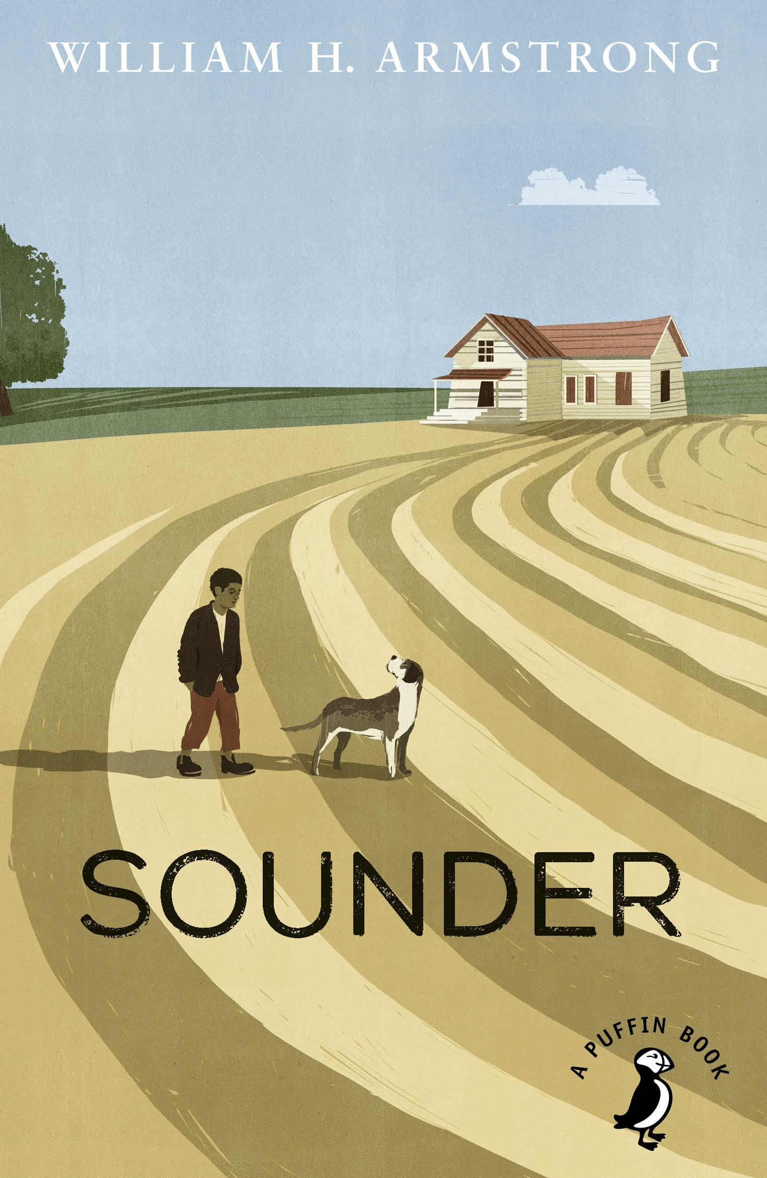 Sounder The Book