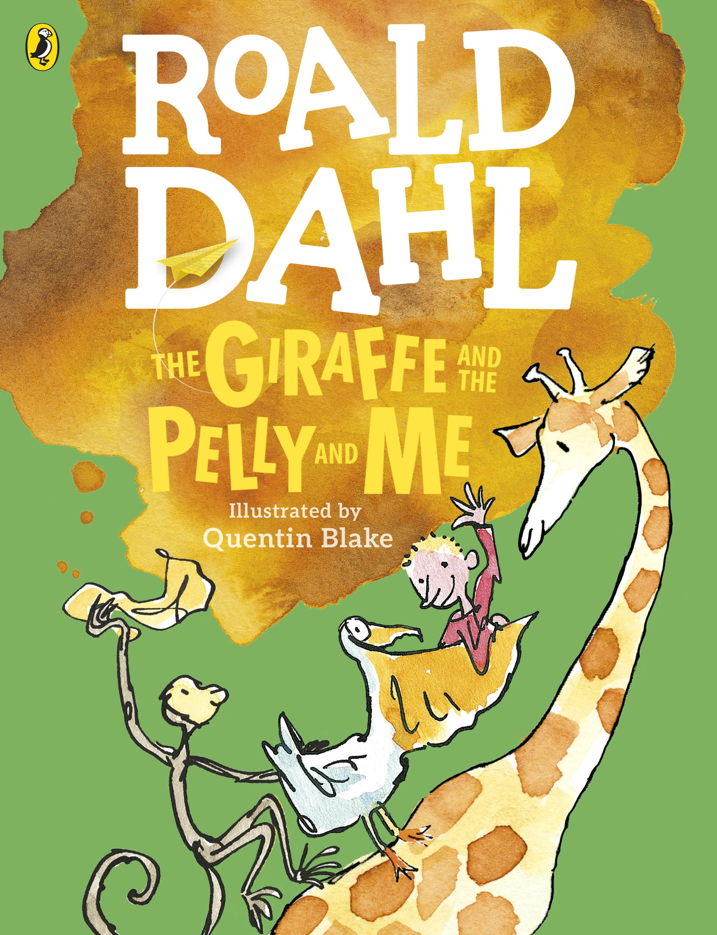 Giraffe And The Pelly And Me