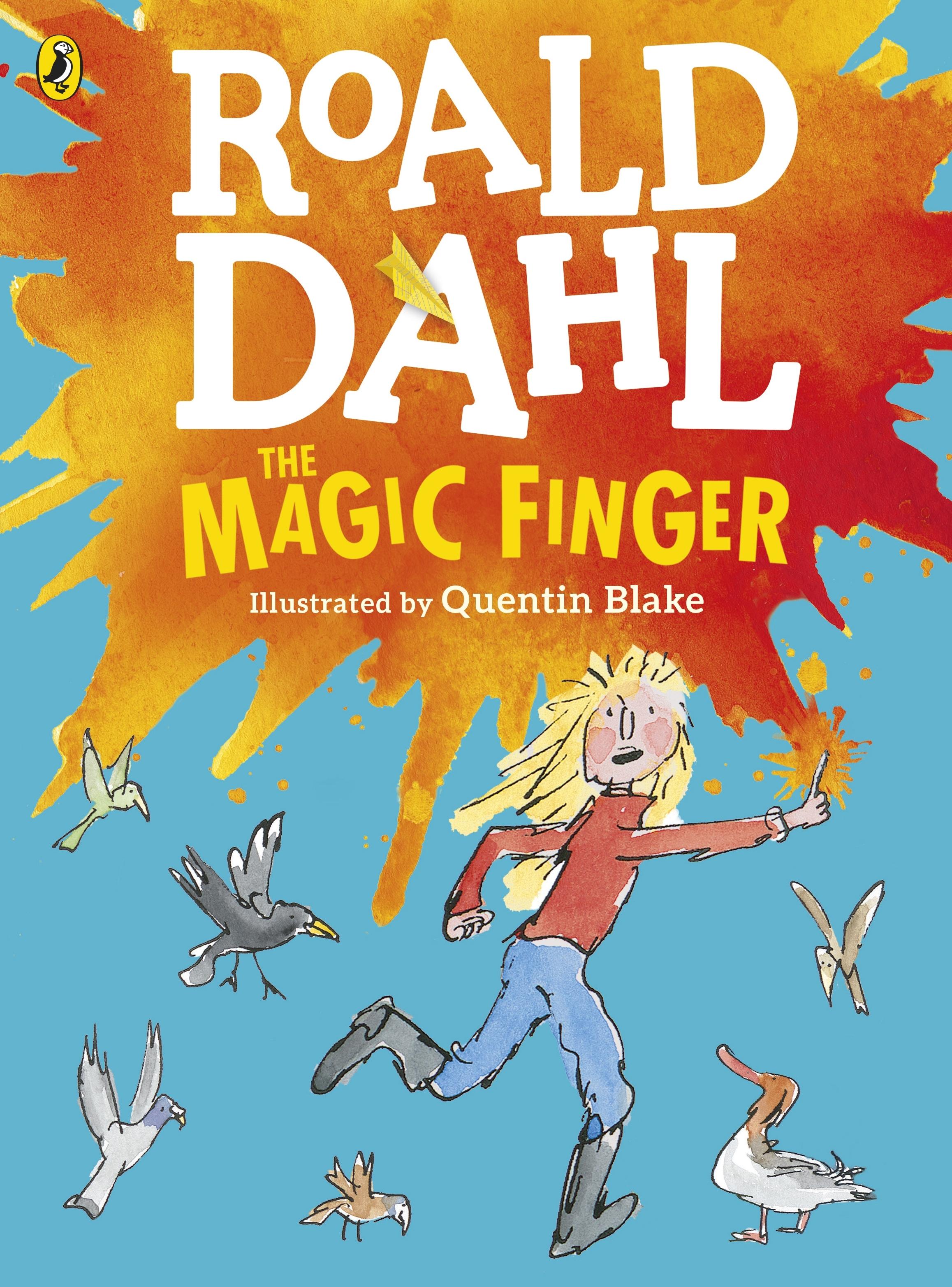 The Magic Finger | Penguin Books Australia