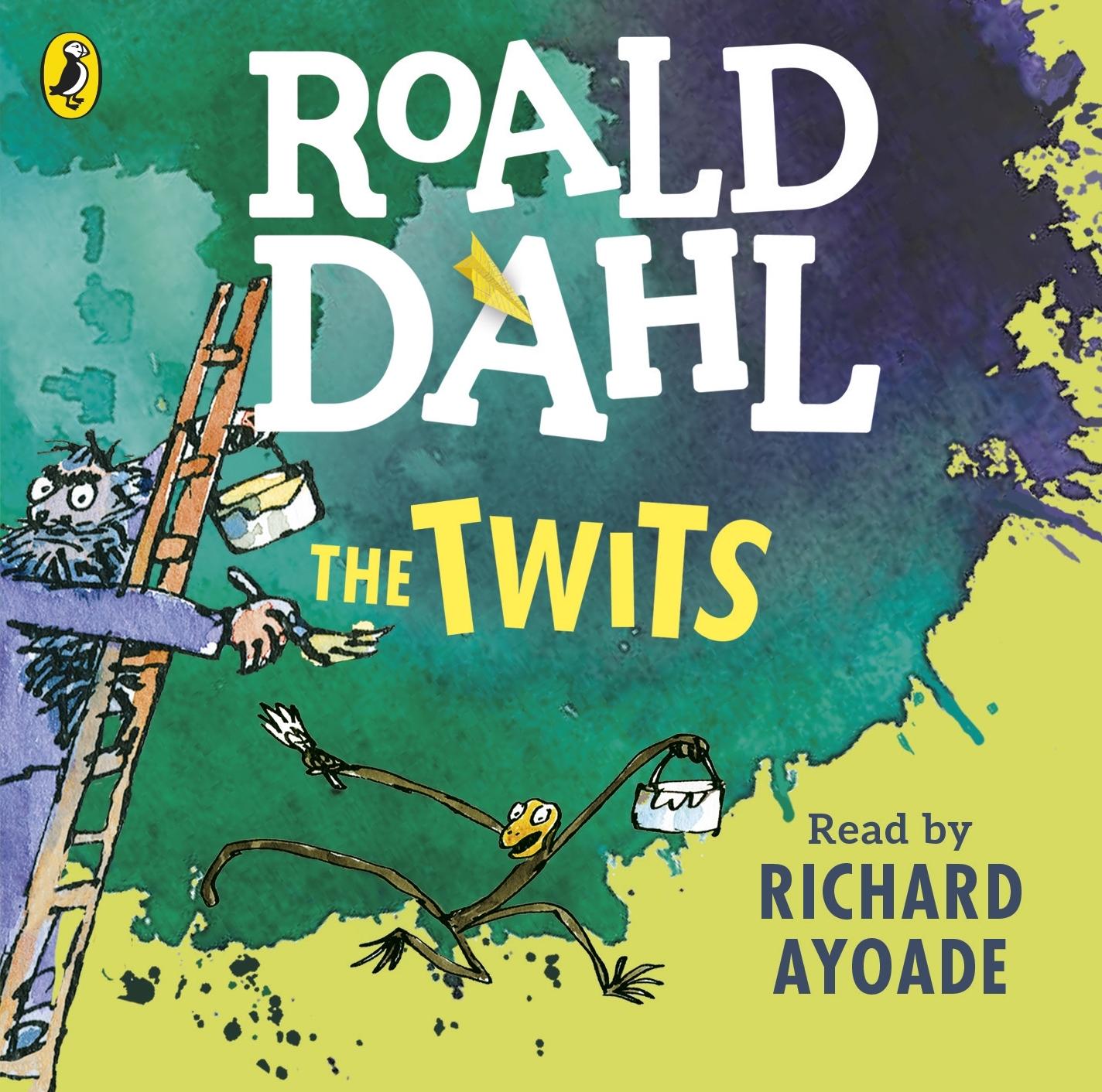 Roald Dahl Book Cover Pictures ~ The twits penguin books australia