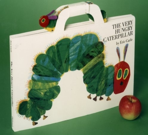 Book Cover: The Very Hungry Caterpillar Giant Board Book & Toy