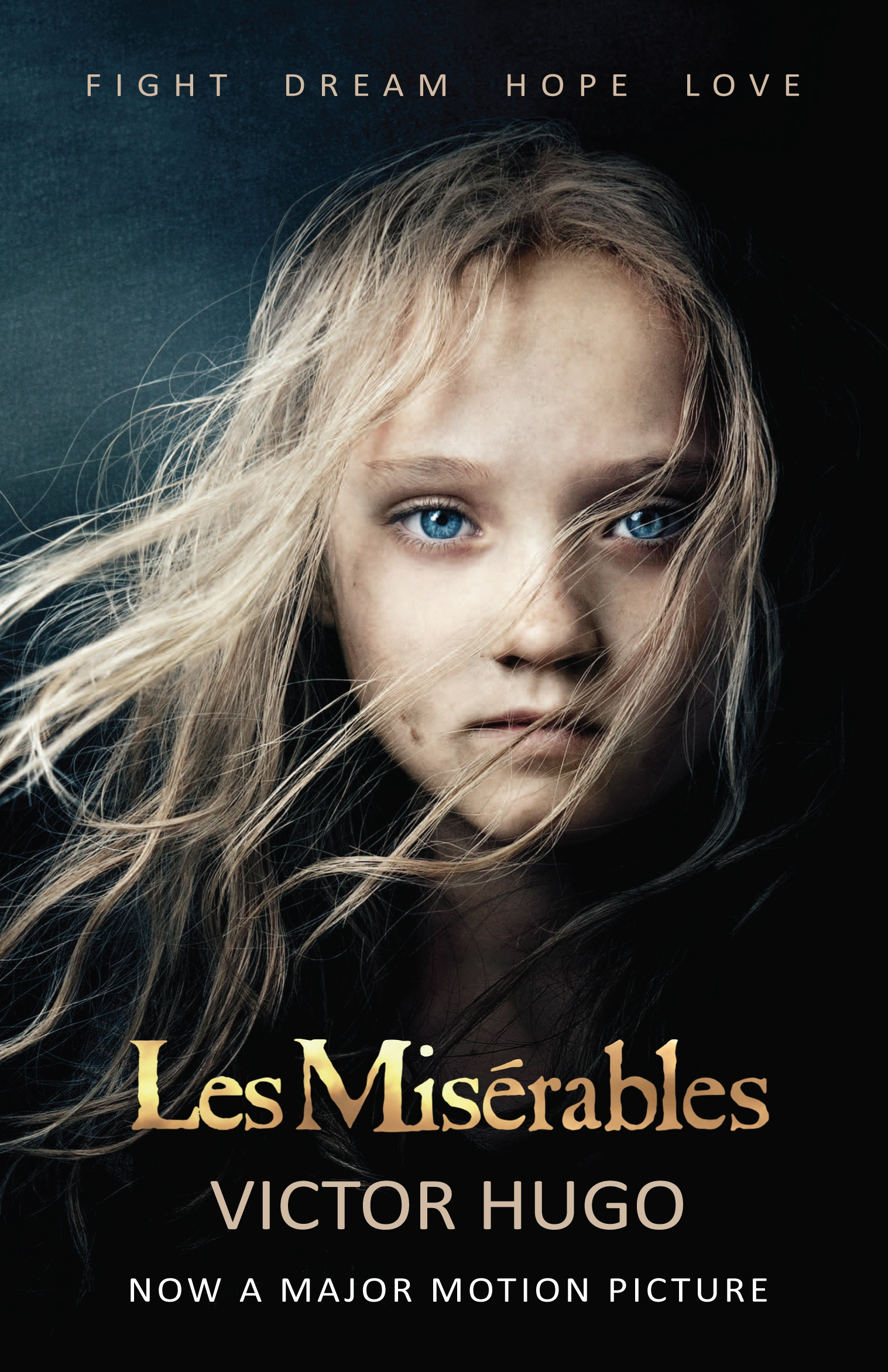 Book Cover:  Les Miserables Film Tie-In