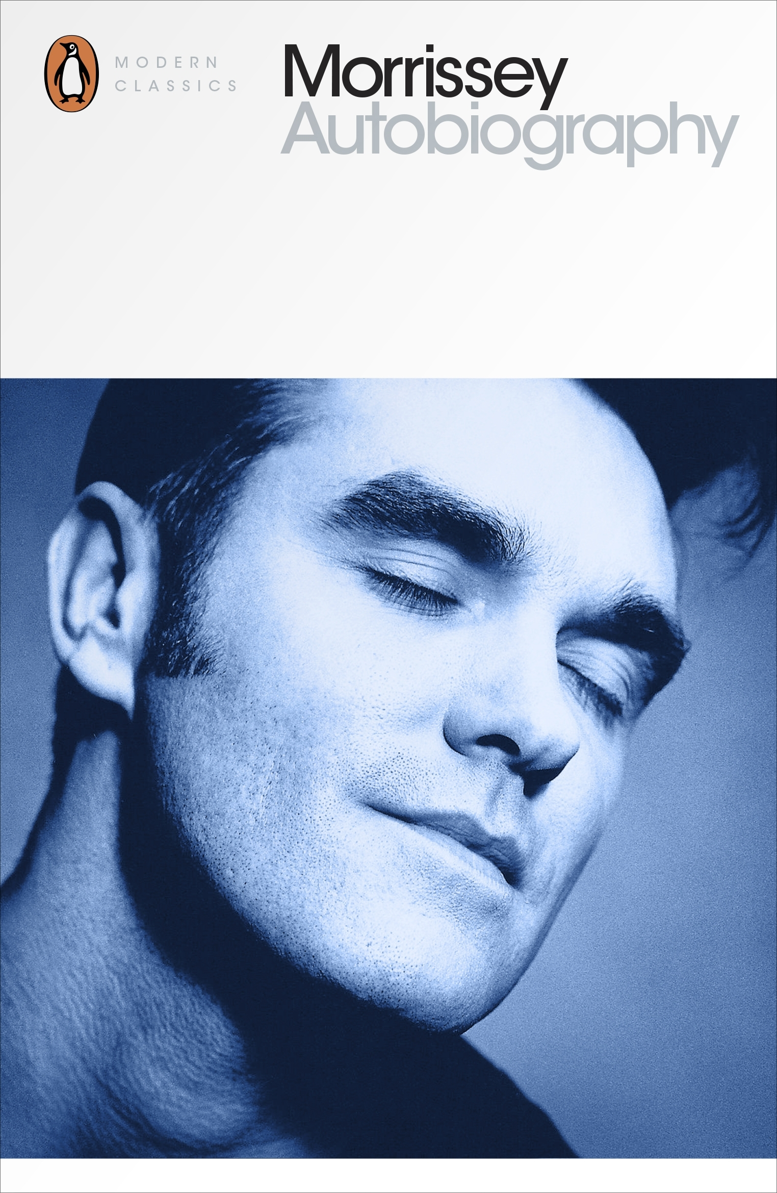 Autobiography by Morrissey cover
