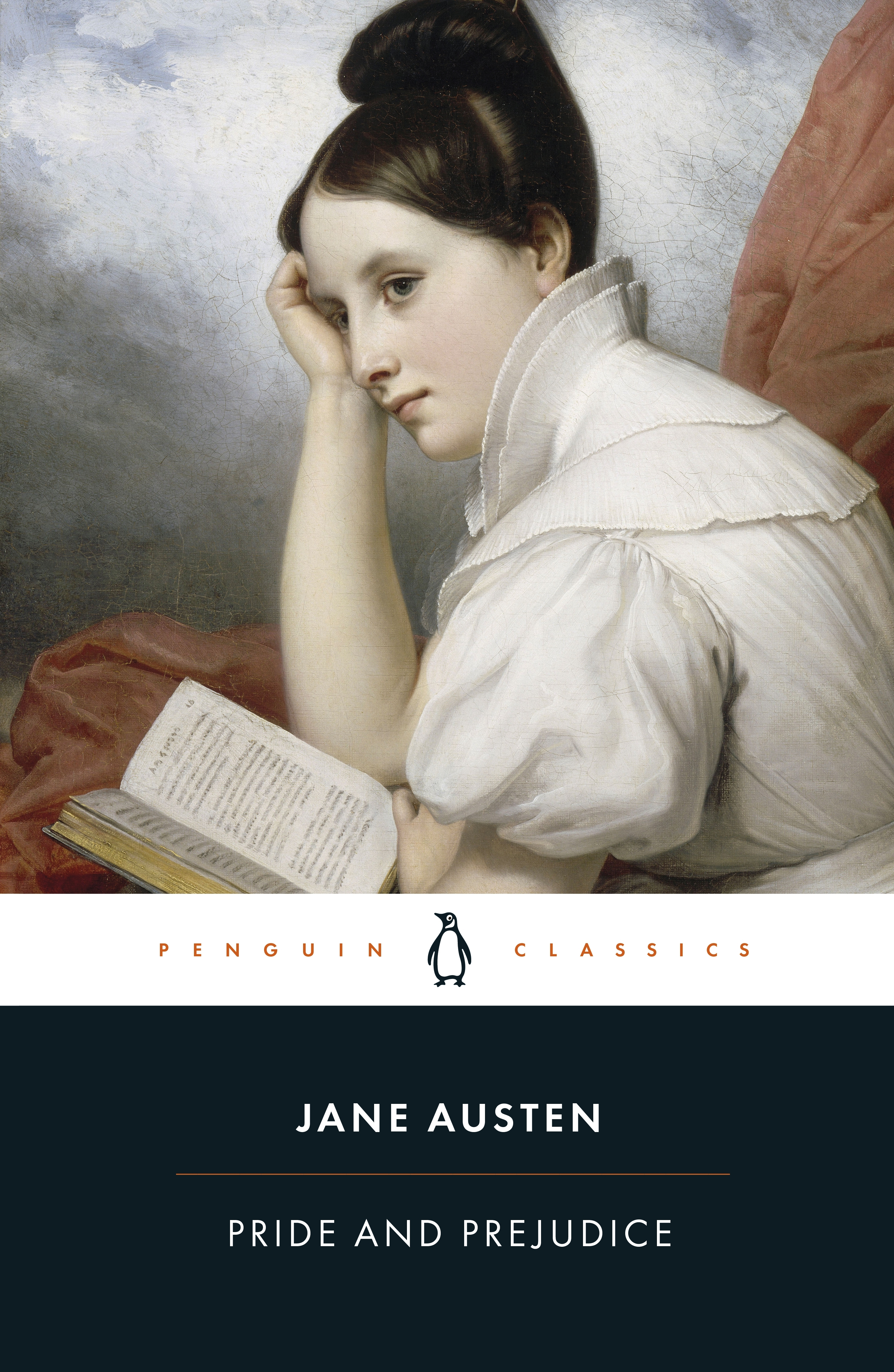 Book Cover:  Pride and Prejudice