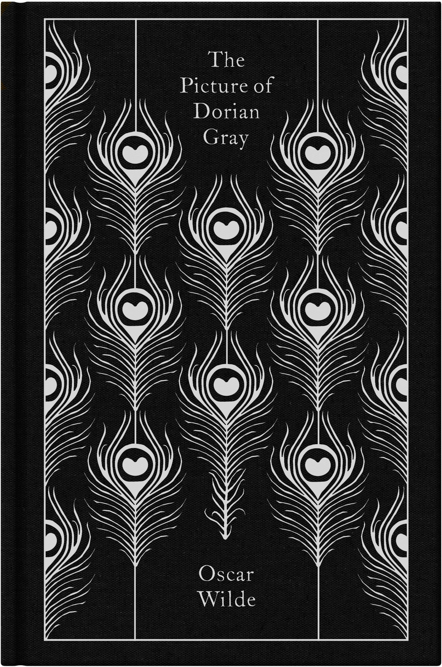 Book Cover: The Picture of Dorian Gray: Design by Coralie Bickford- Smith