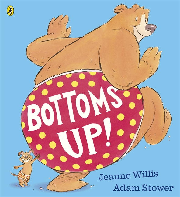 Bottoms Up! Cover