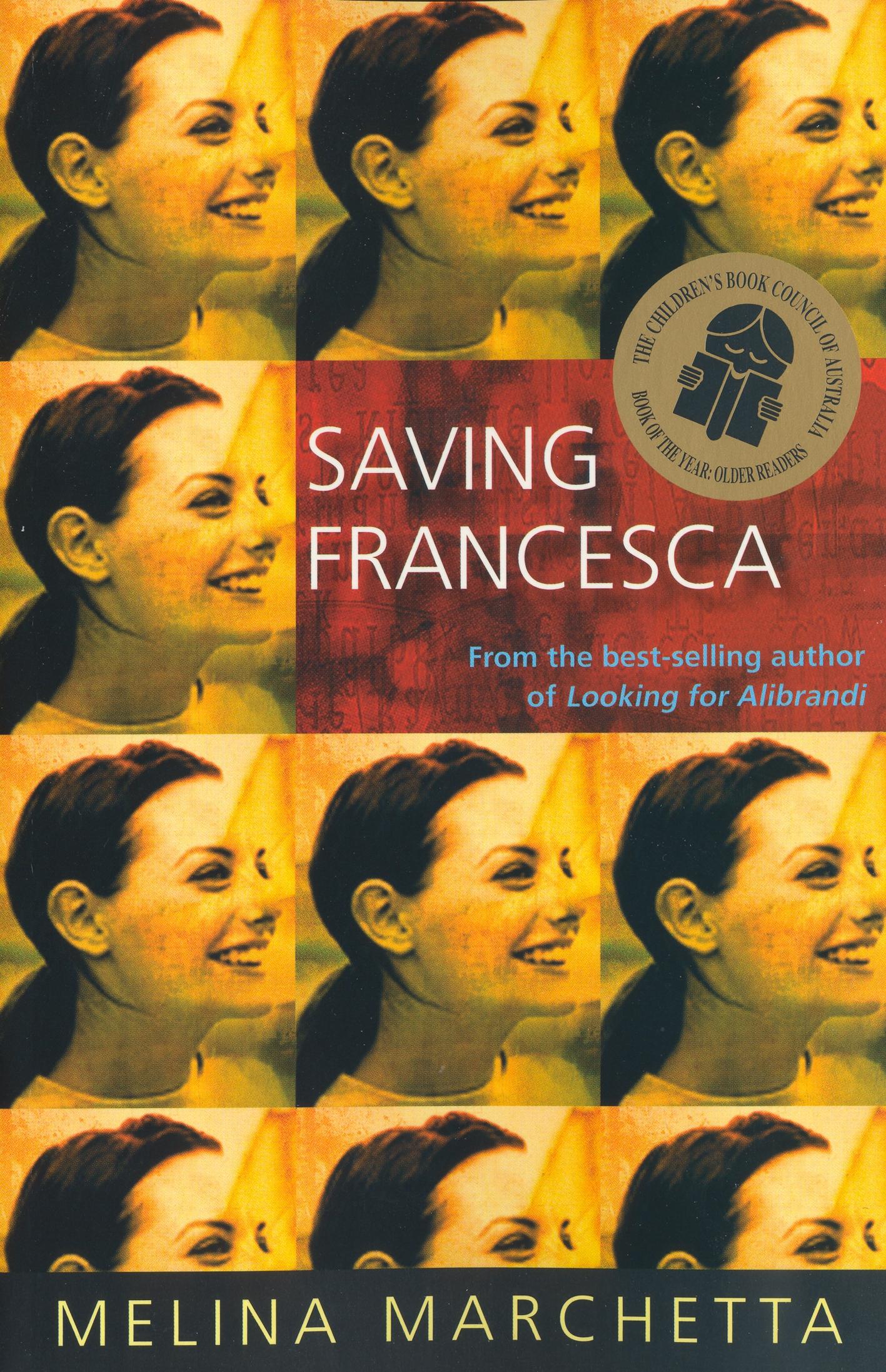 Saving Francesca | Penguin Books Australia