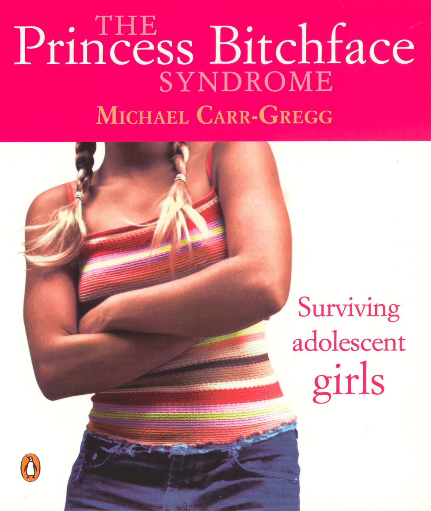 Book Cover: The Princess Bitchface Syndrome