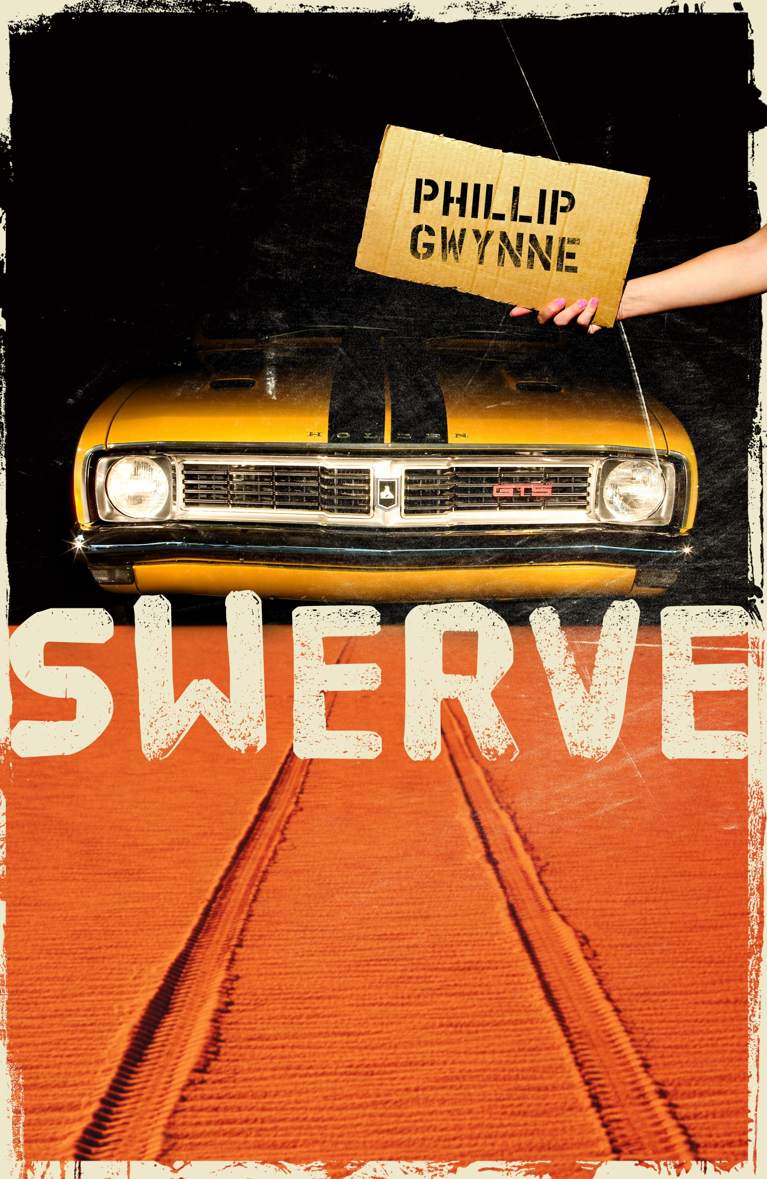 Book Cover:  Swerve