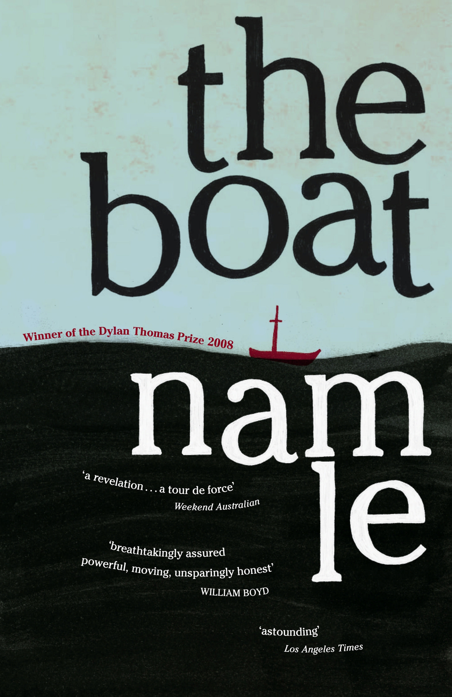 Book Cover:  Boat, The