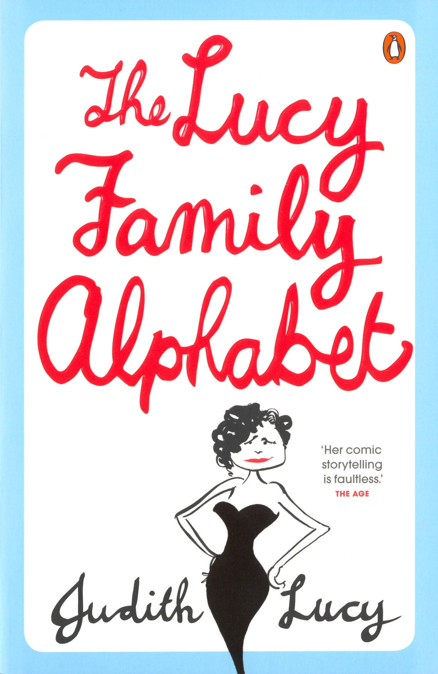 Book Cover: The Lucy Family Alphabet