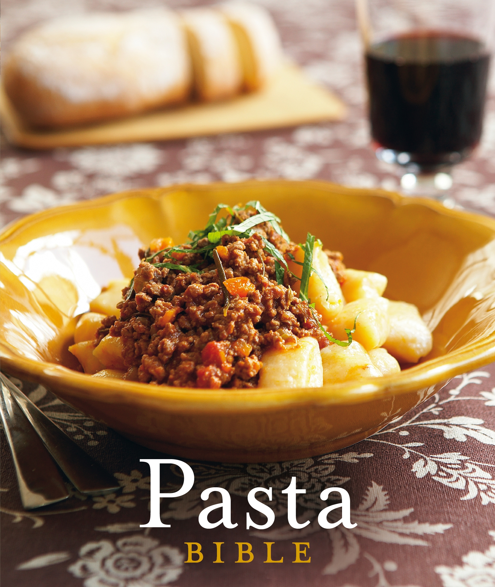 Book Cover:  Pasta Bible