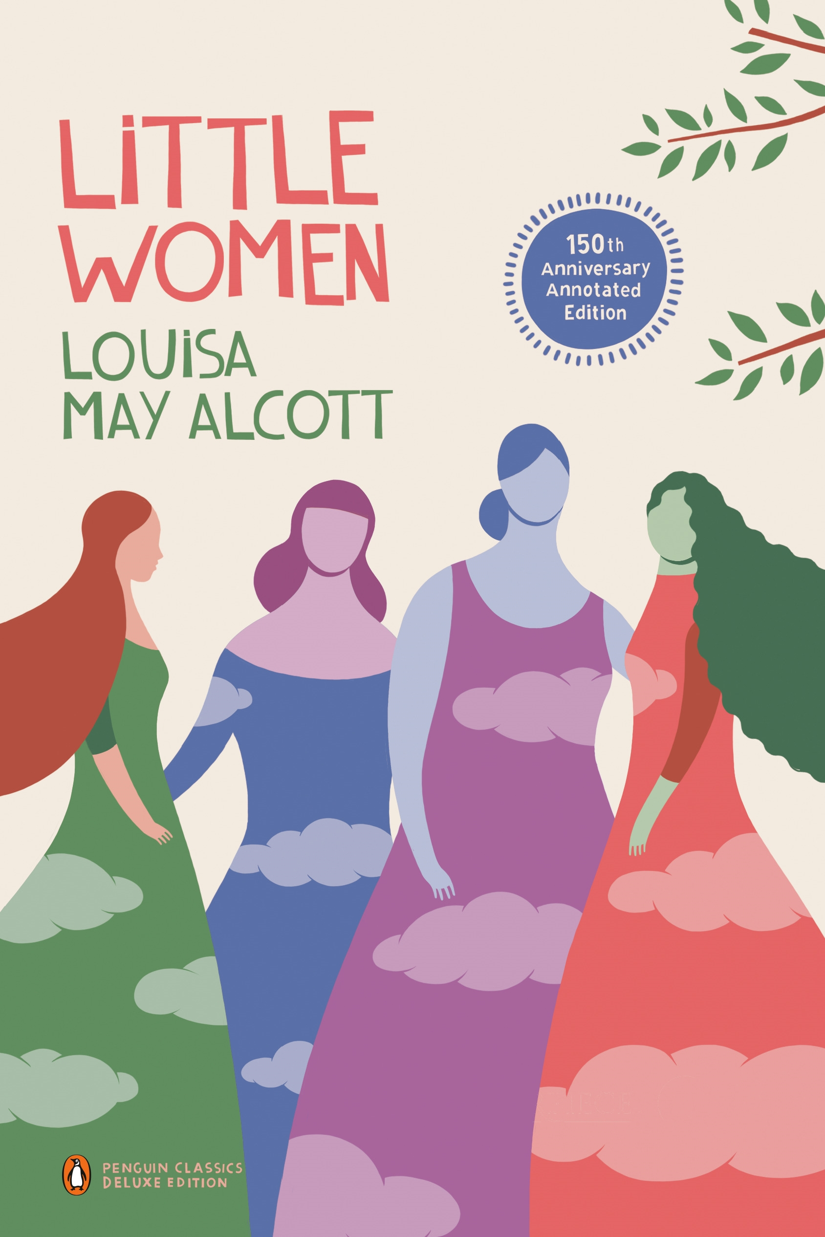 Book Cover:  Little Women Penguin Threads (Penguin Classics Deluxe Edition)