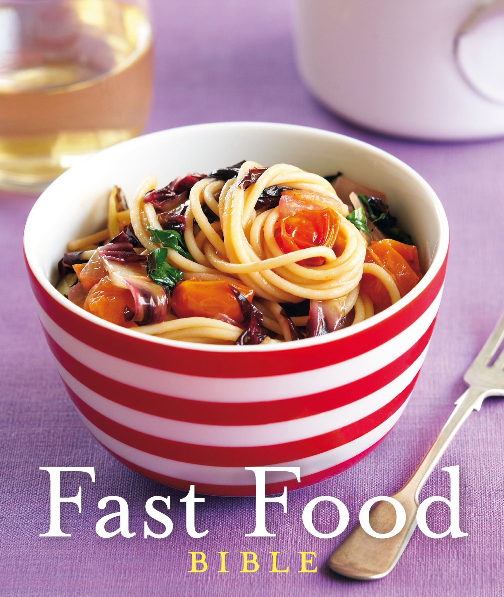 Book Cover:  Fast Food Bible