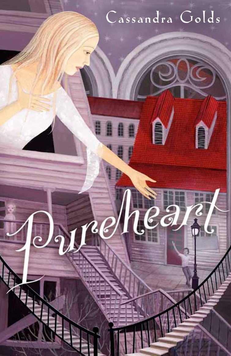 Book Cover:  Pureheart