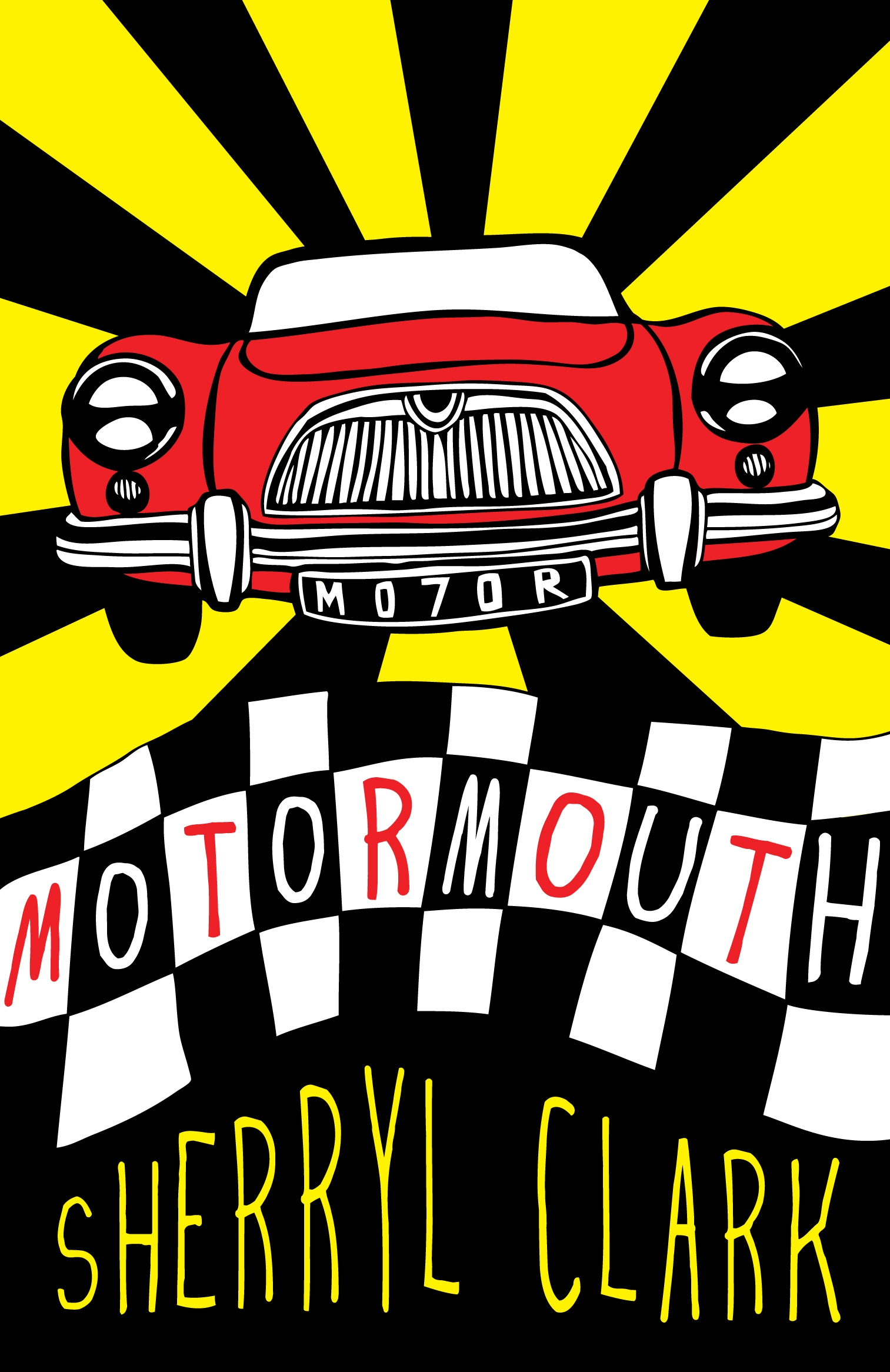 Book Cover:  Motormouth