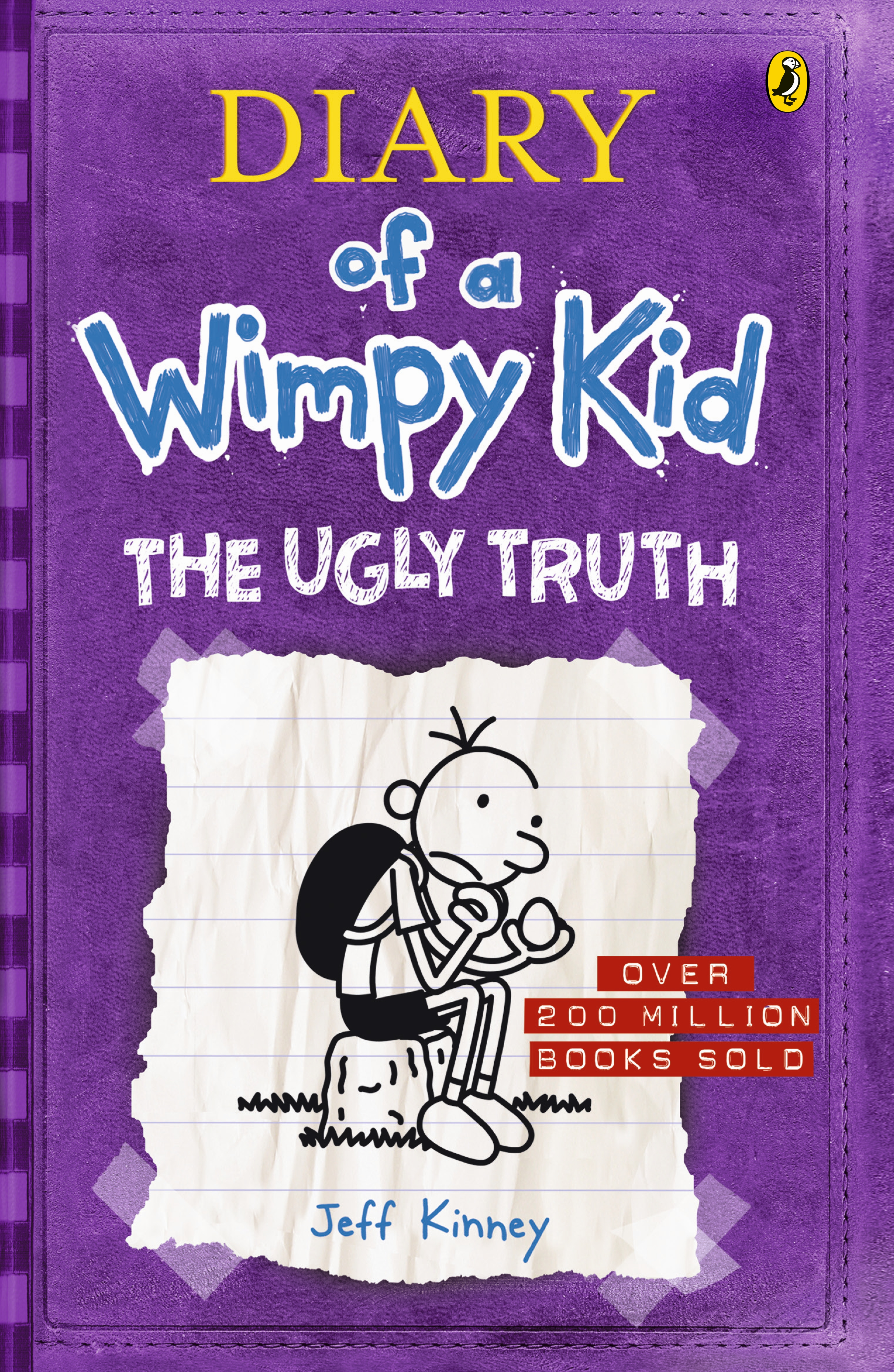 Book Cover:  Ugly Truth: Diary Of A Wimpy Kid, The