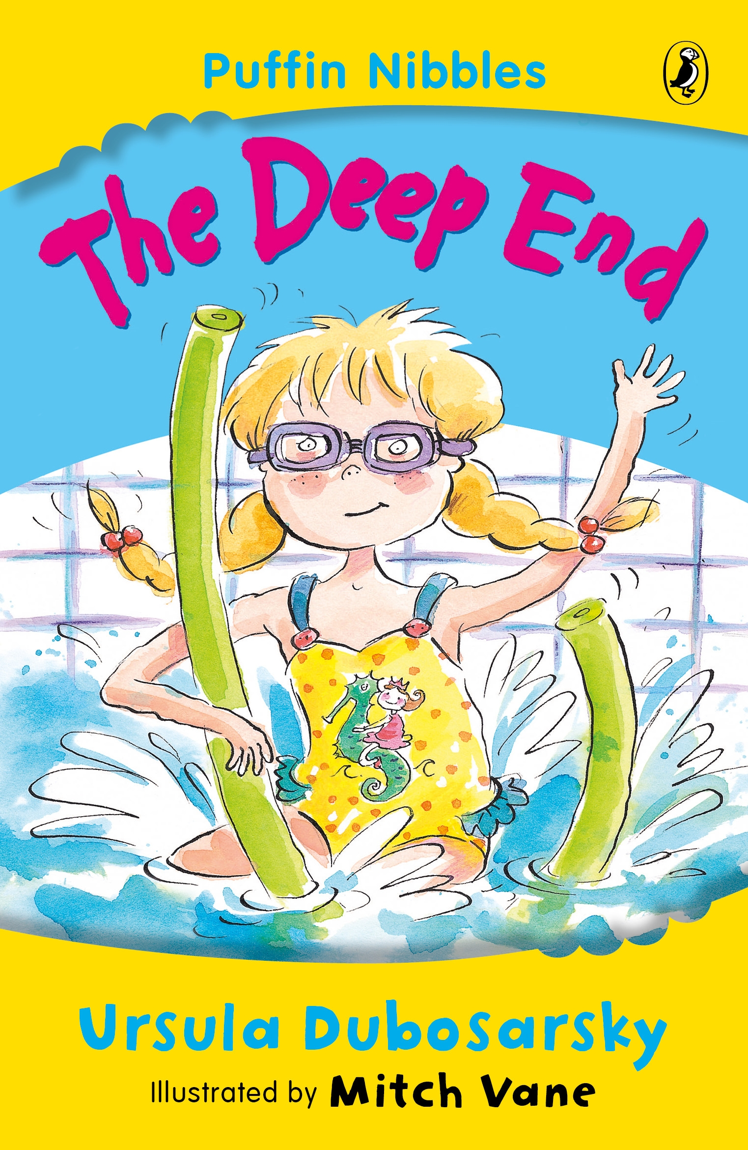Book Cover: The Deep End: Aussie Nibbles