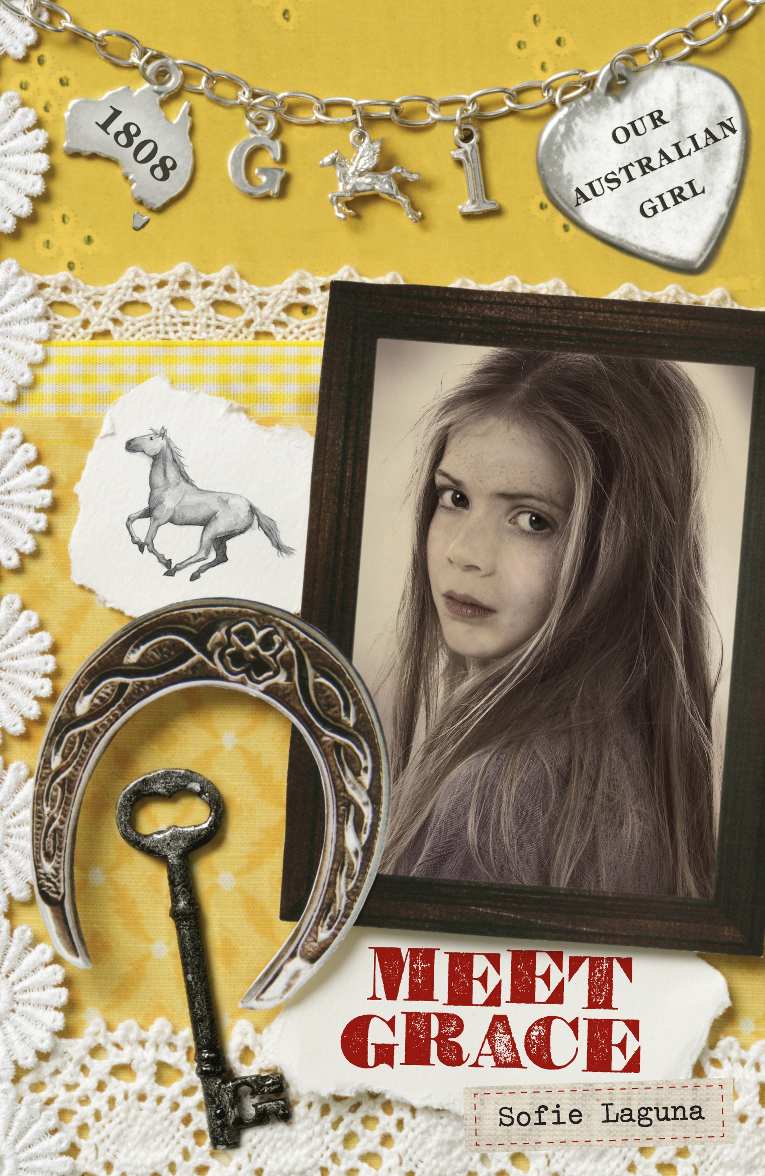 Book Cover:  Our Australian Girl: Meet Grace (Book 1)