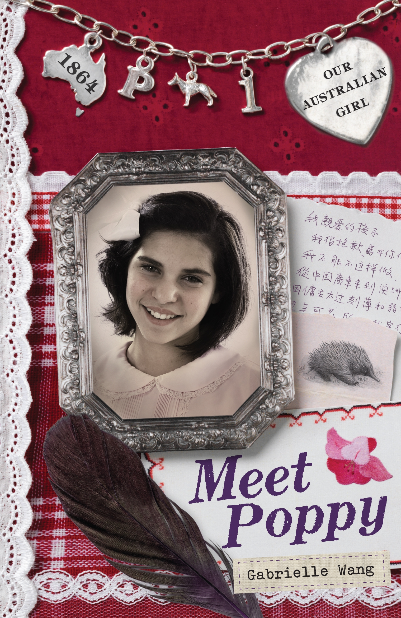 Book Cover:  Our Australian Girl: Meet Poppy (Book 1)