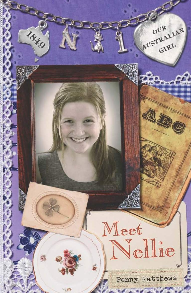 Book Cover:  Our Australian Girl: Meet Nellie (Book 1)