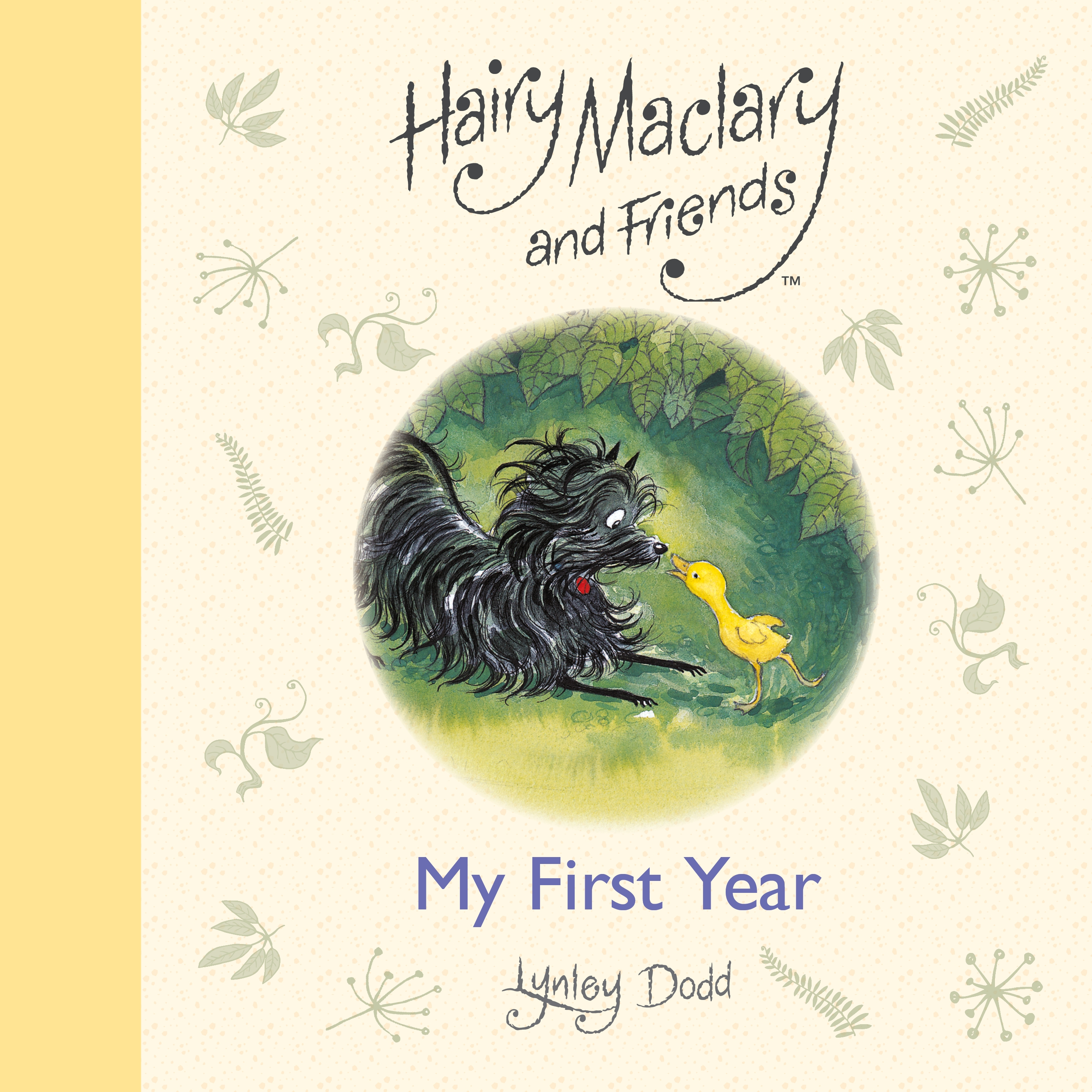 Book Cover:  My First Year: Hairy Maclary and Friends