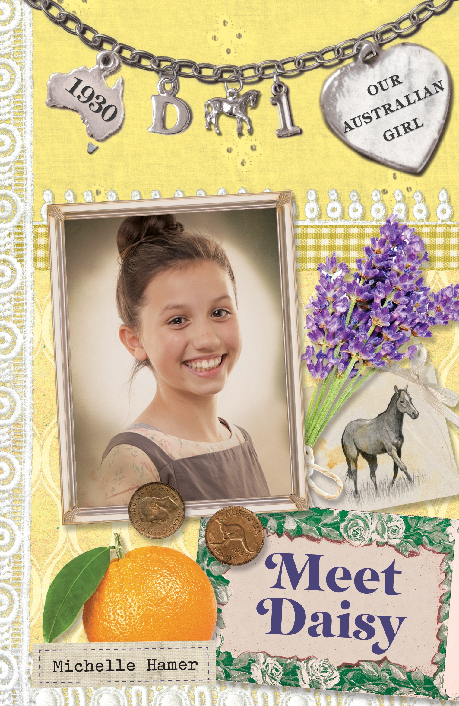 Book Cover:  Our Australian Girl: Meet Daisy (Book 1)