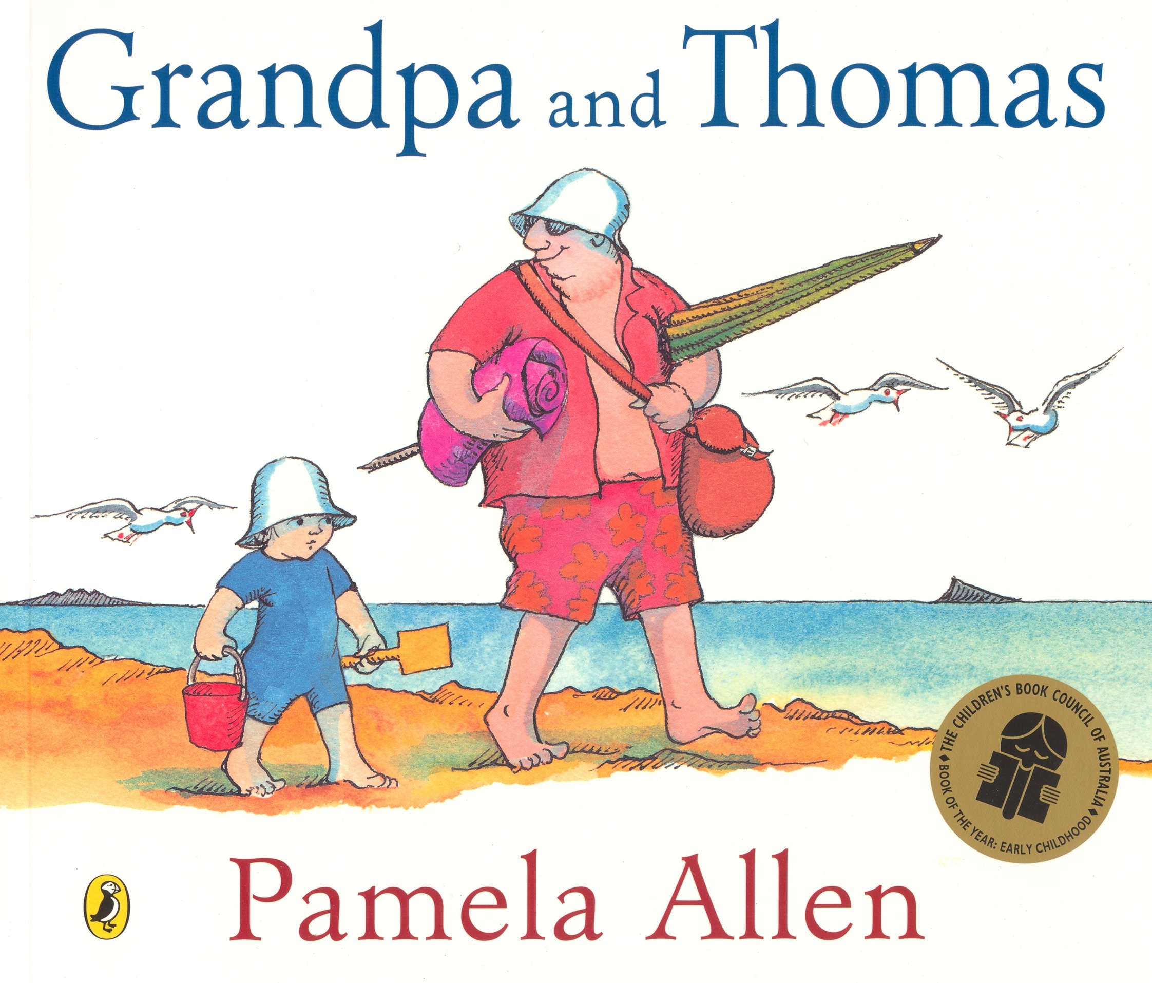 Grandpa and Thomas (Pamela Allen, Penguin Australia, 2005)