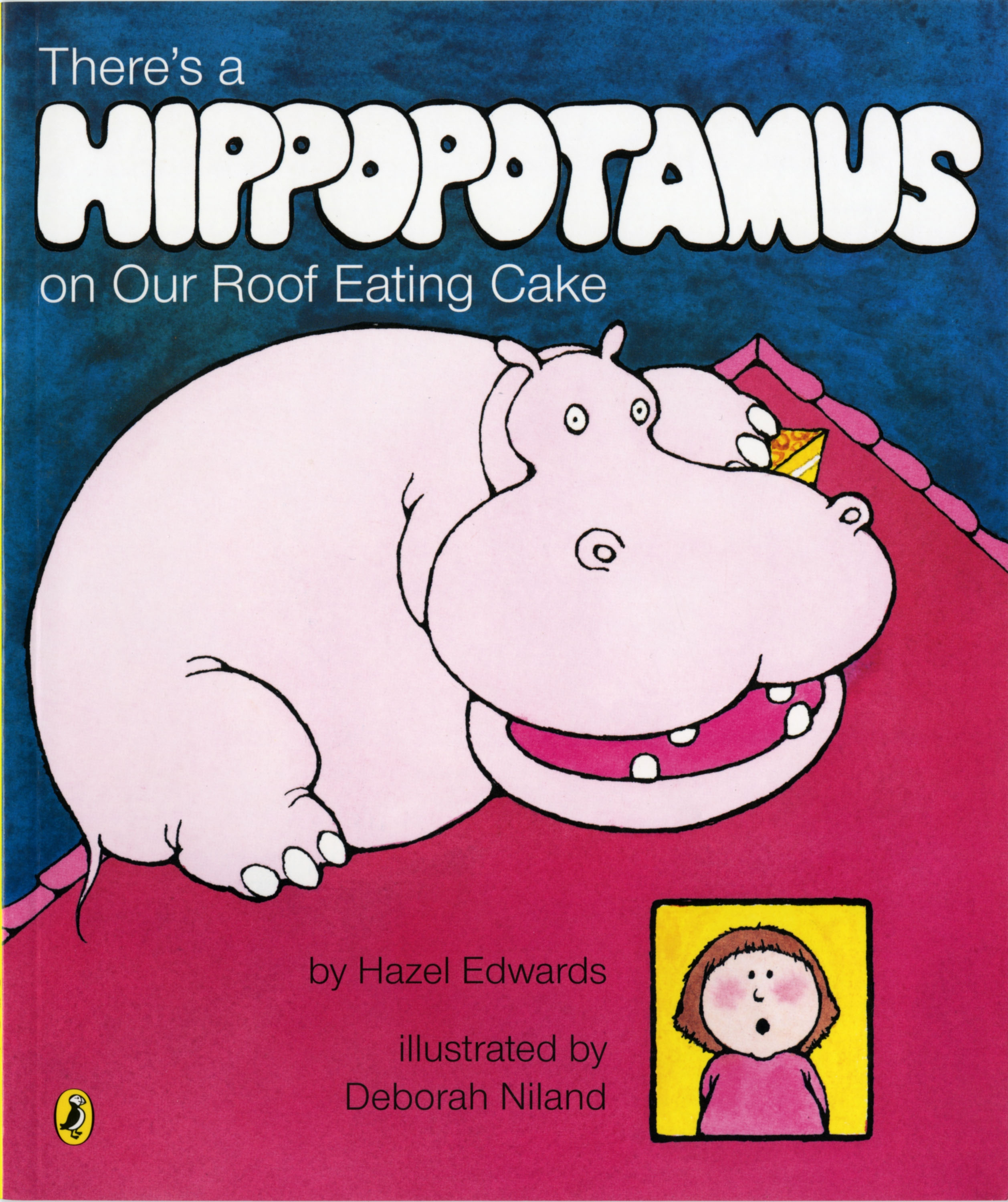 There S A Hippopotamus On Our Roof Eating Cake Read Online
