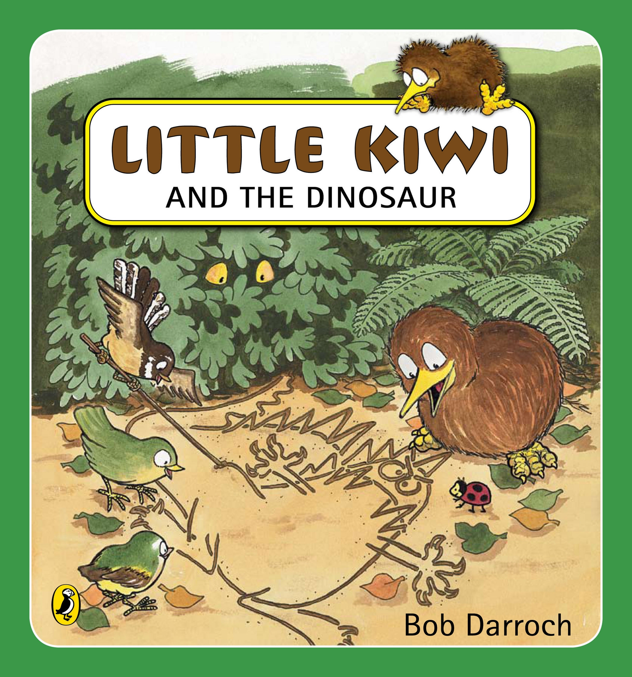 Book Covering Nz : Little kiwi and the dinosaur penguin books new zealand
