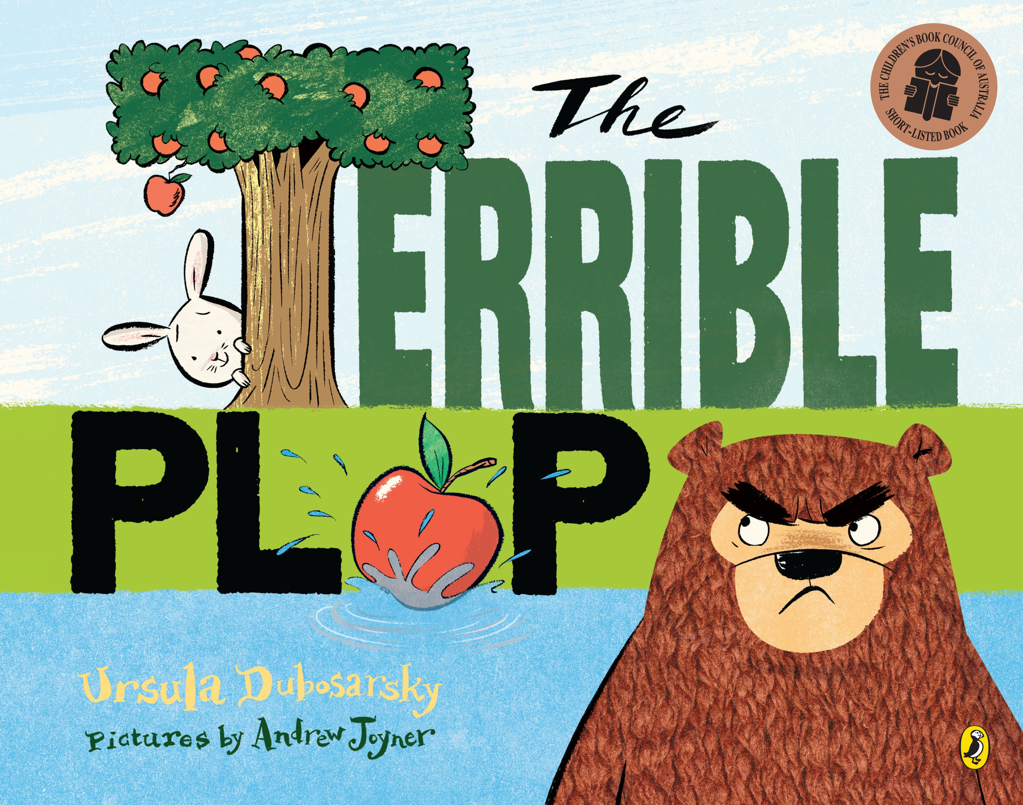 Book Cover:  Terrible Plop, The