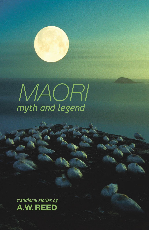 Maori Mythology: Penguin Books New Zealand
