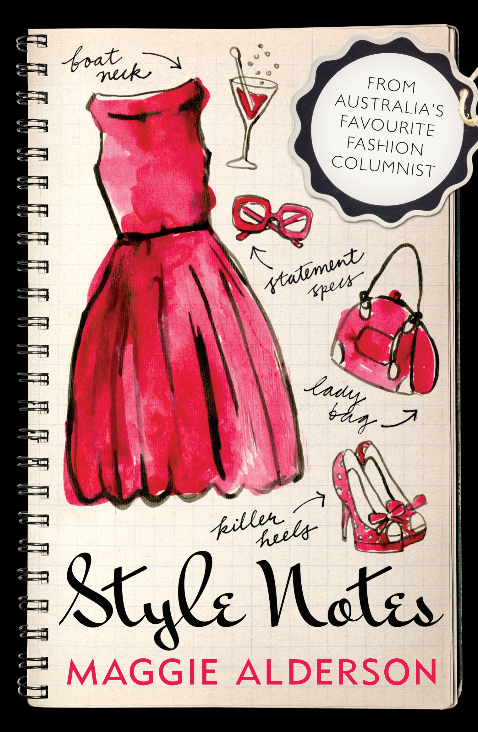 Book Cover:  Style Notes
